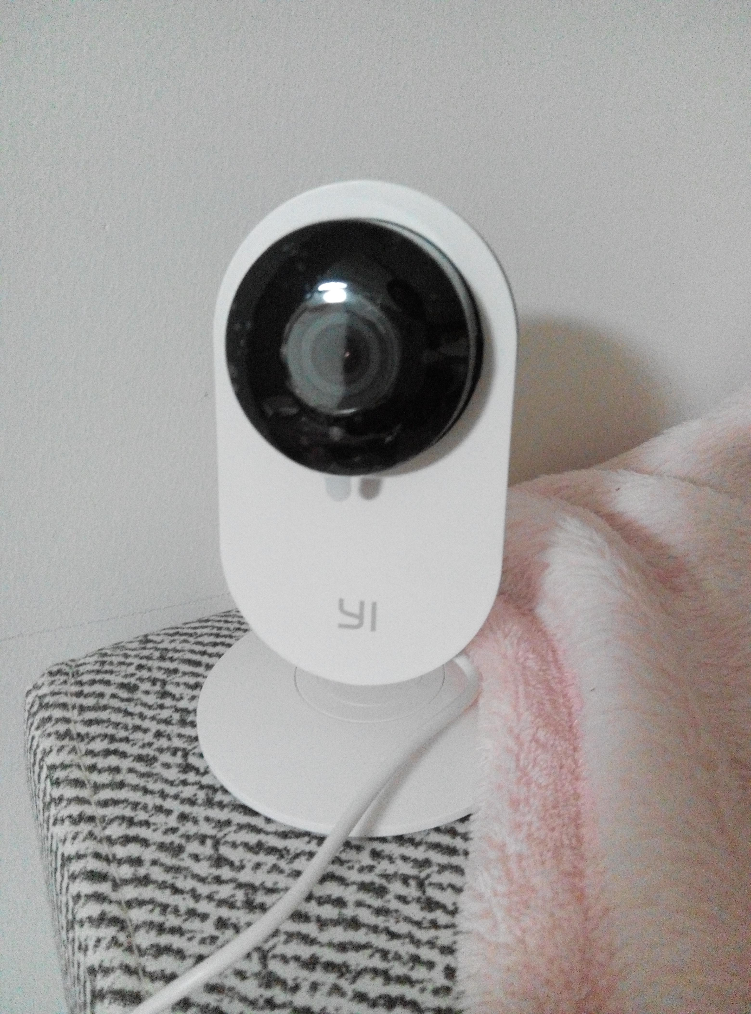小米智能家庭和小蚁摄像机应用来连接图片