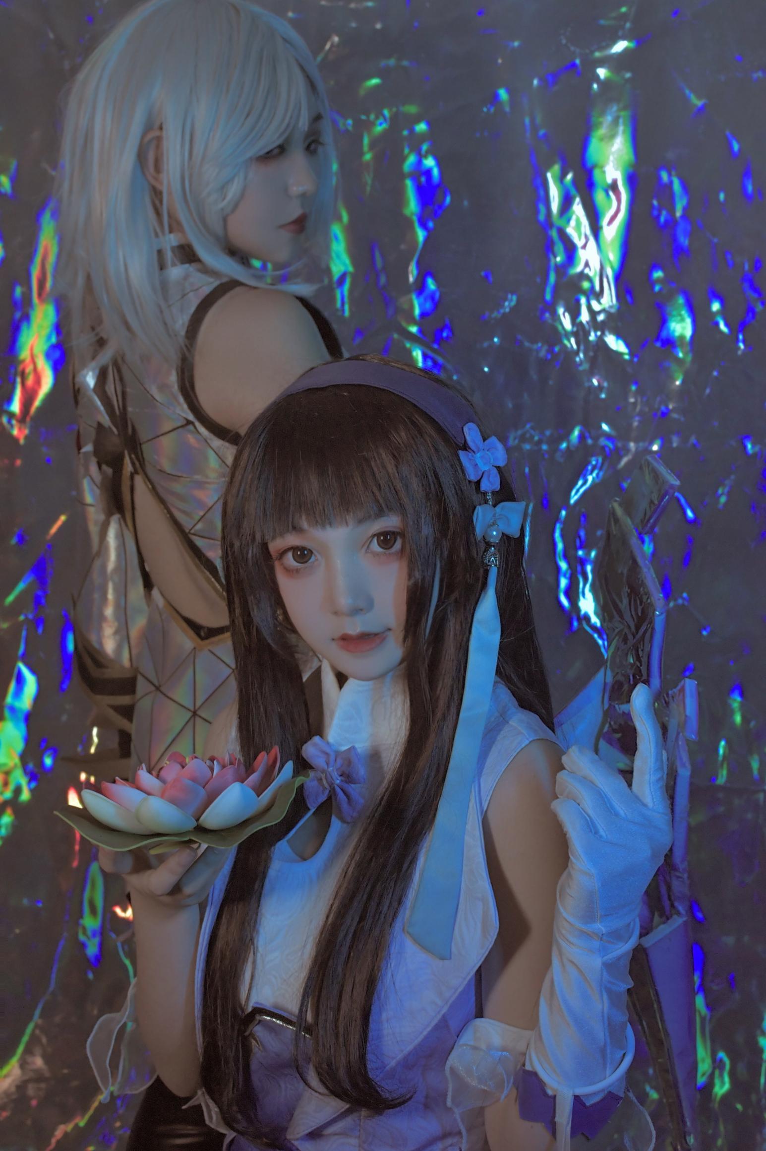 《镜》不敢cosplay【CN:亓湫读作气球】-第3张