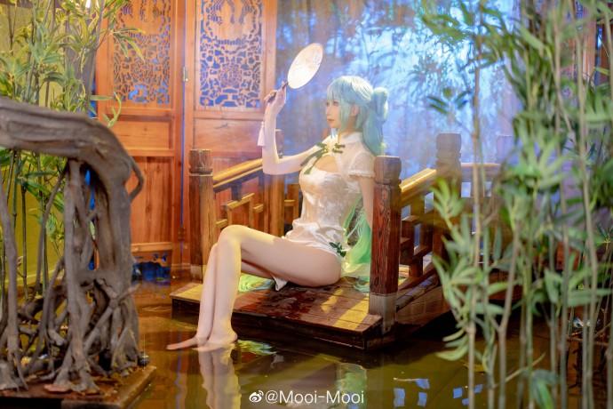 初音未来 -韶华-   @Mooi-Mooi (9P)-第7张