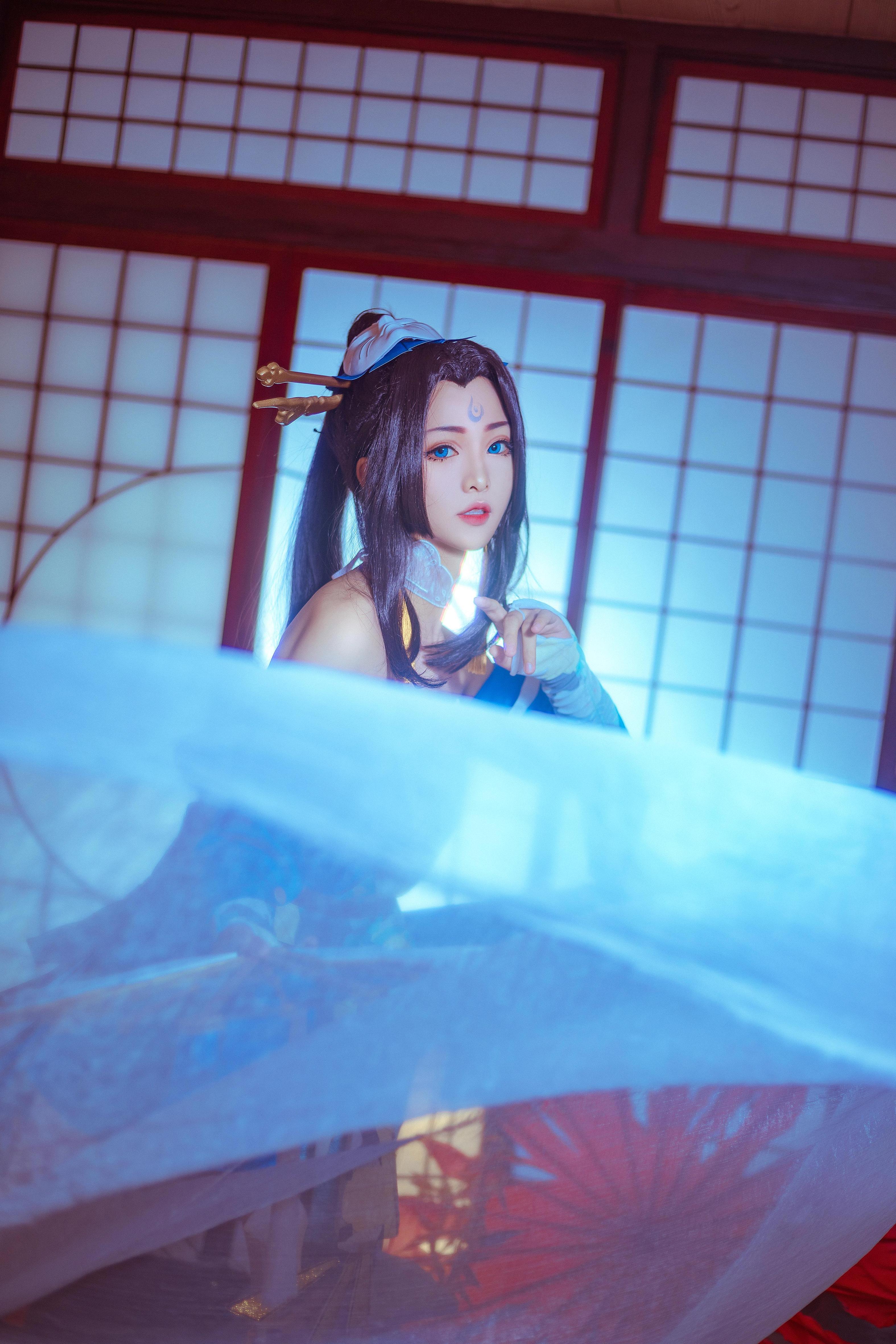 《王者荣耀》王者荣耀不知火舞cosplay【CN:cn沾清】-第4张