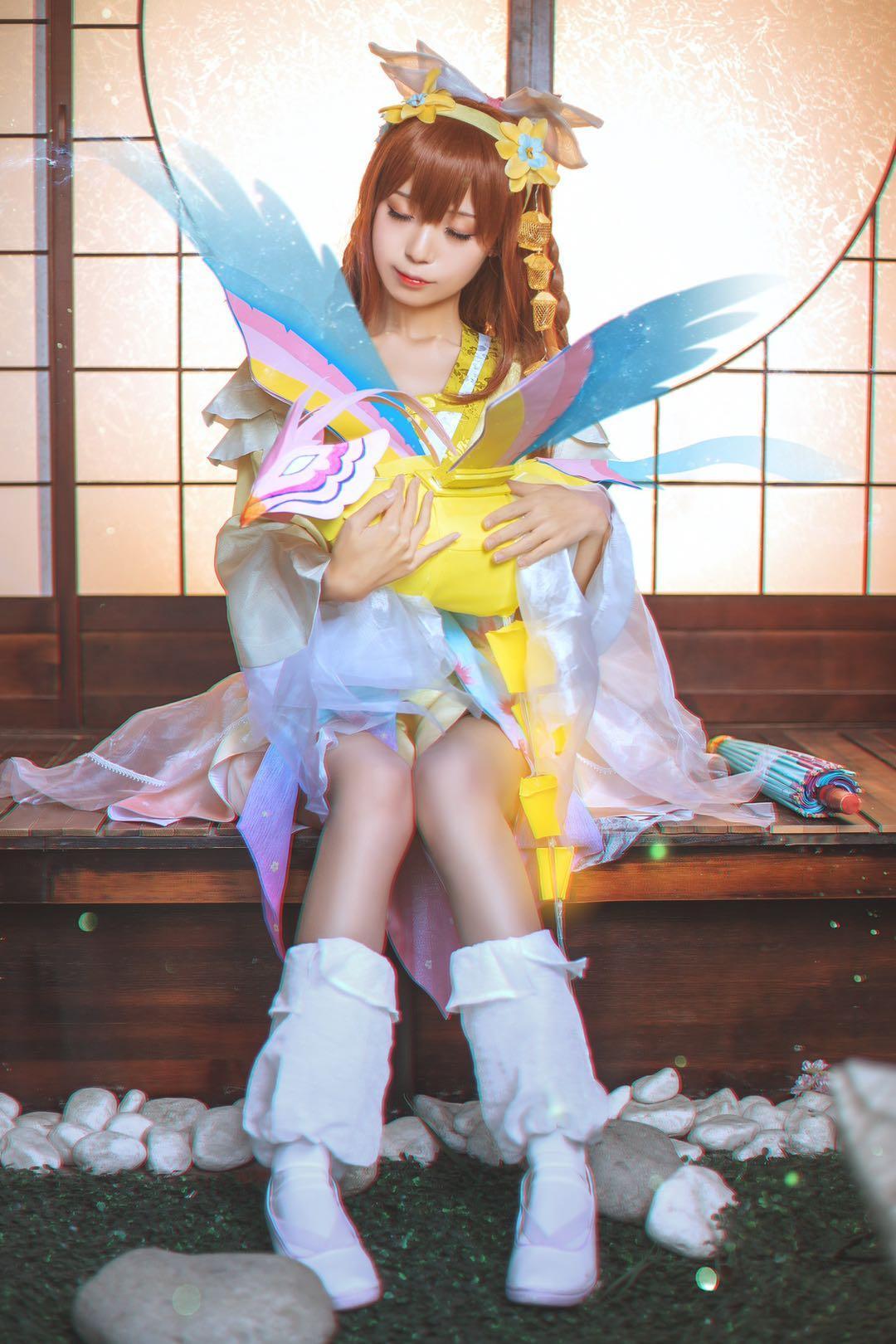 《王者荣耀》正片cosplay【CN:优优的大萝卜】-第4张