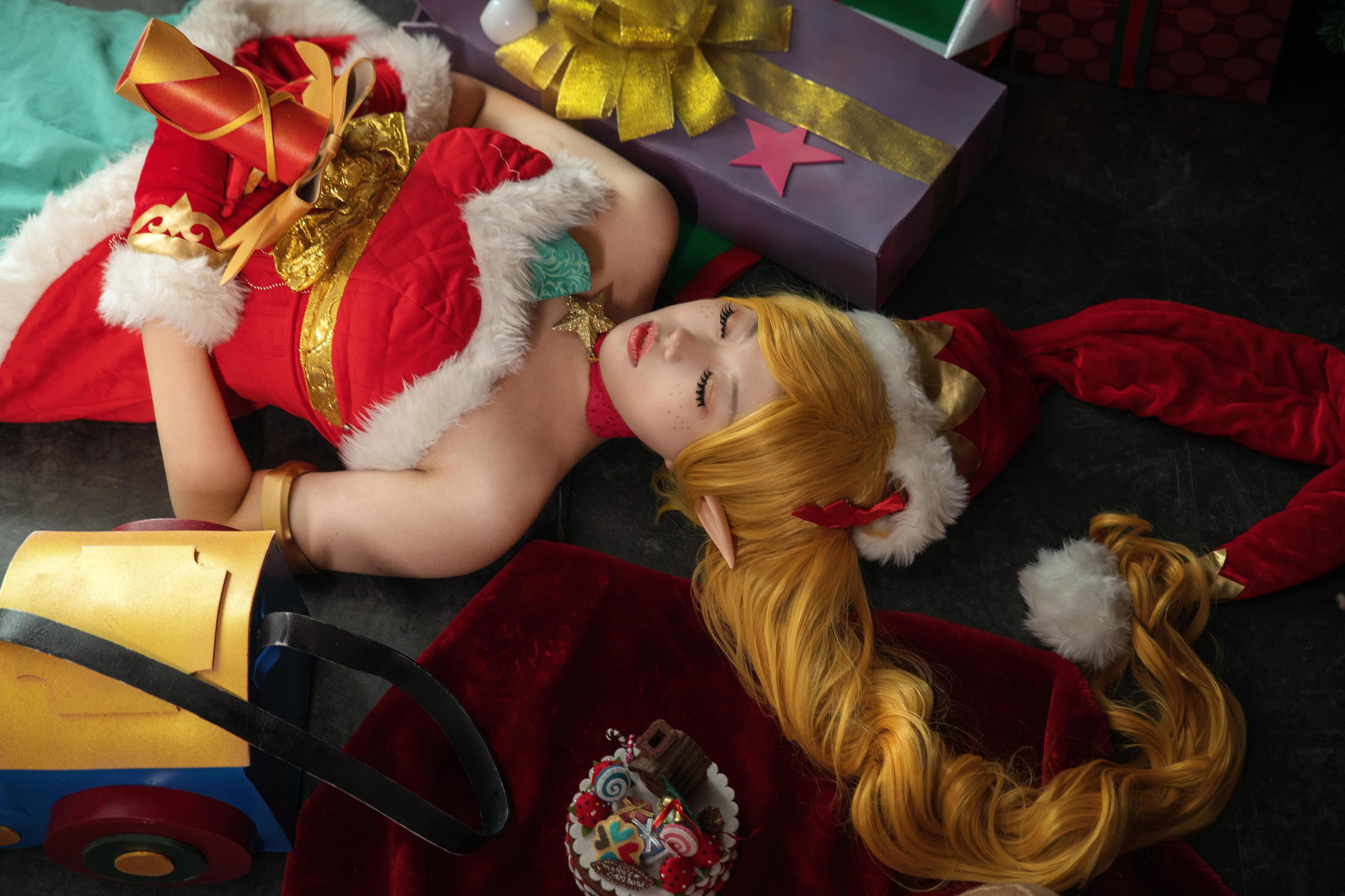 《英雄联盟》金克斯cosplay【CN:尔玉呀】-第5张
