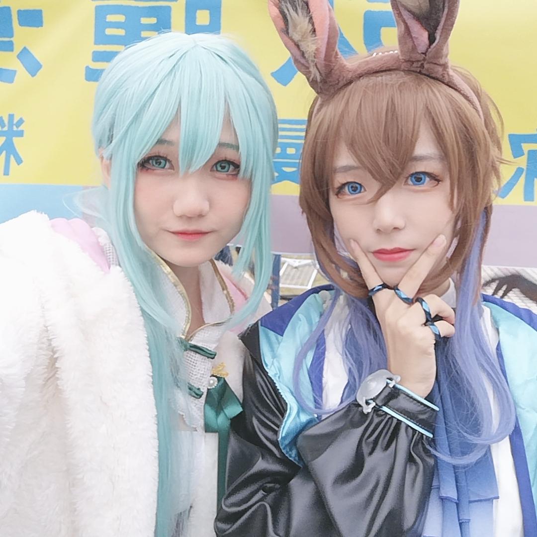 《明日方舟》明日方舟阿米娅cosplay【CN:德馨QAQ】-第4张