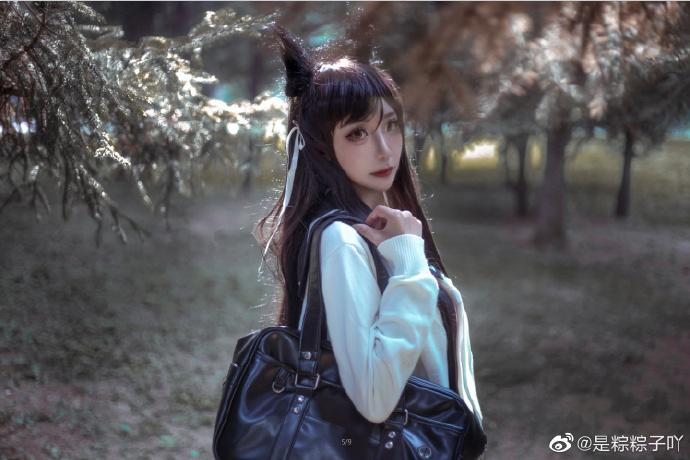 碧蓝航线   爱宕 犬   @是粽粽子吖 (9P)-第8张