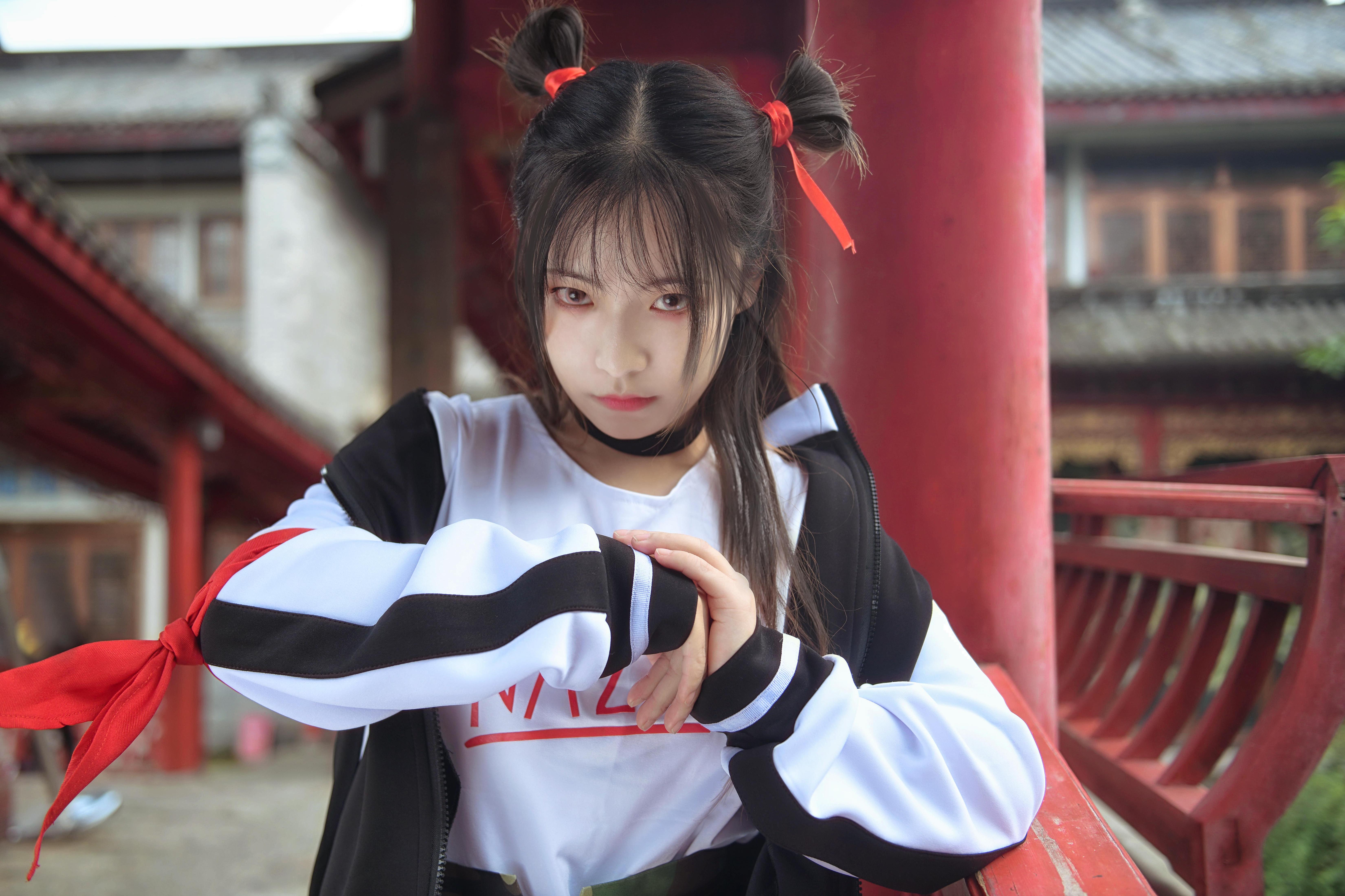 《罗小黑战记》哪吒cosplay【CN:-喵姬-】-第8张