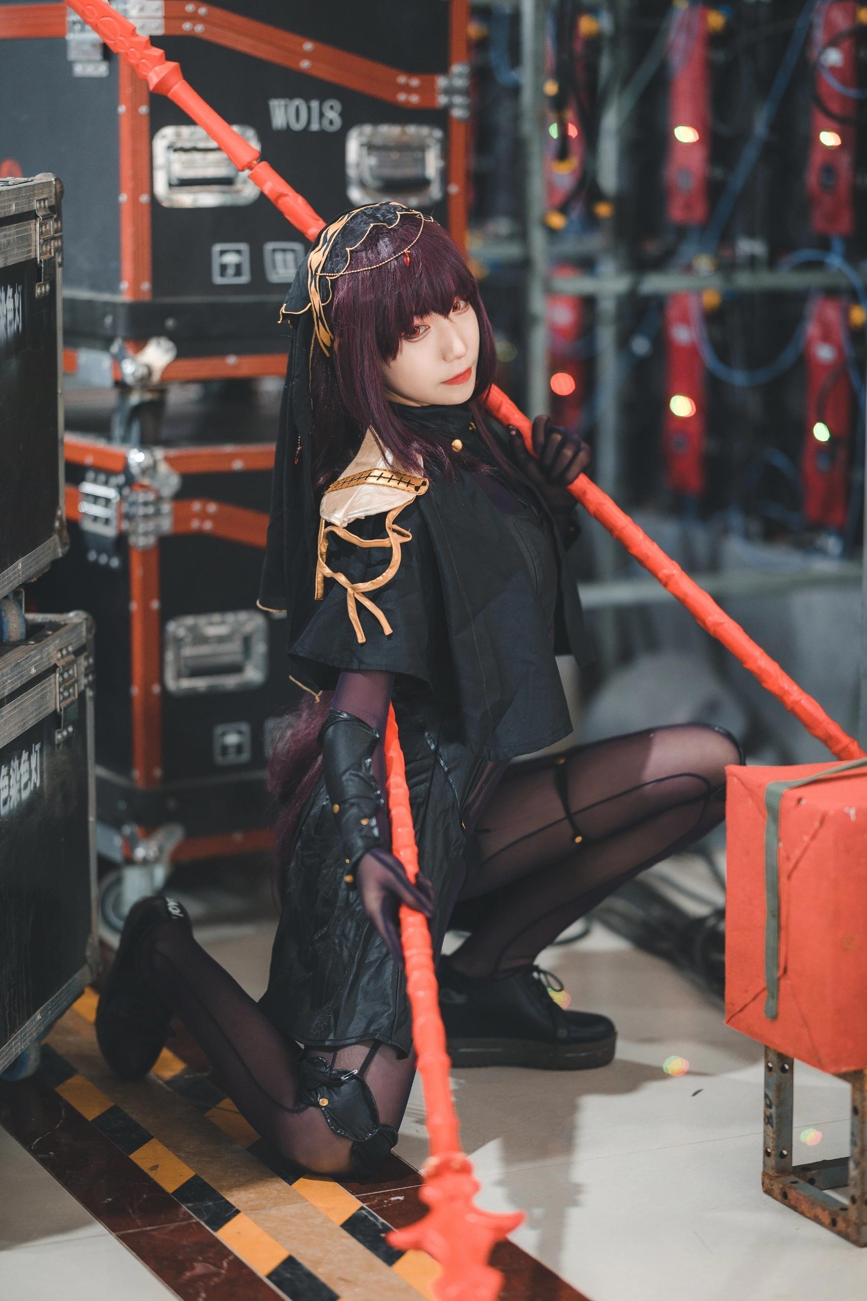 《FATE/GRAND ORDER》漫展cosplay【CN:COSER赤瞳_菌】-第4张