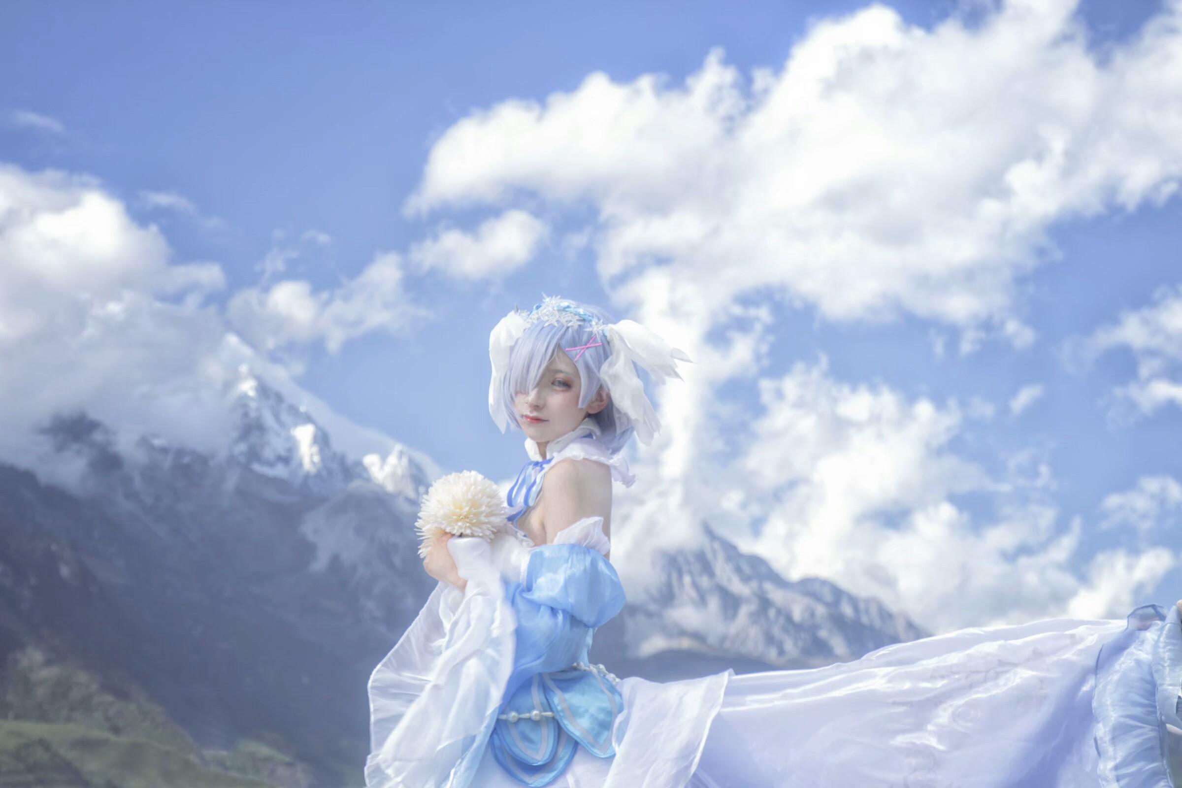 《RE:从零开始的异世界生活》十一cosplay【CN:咸鱼爱扯淡】-第7张