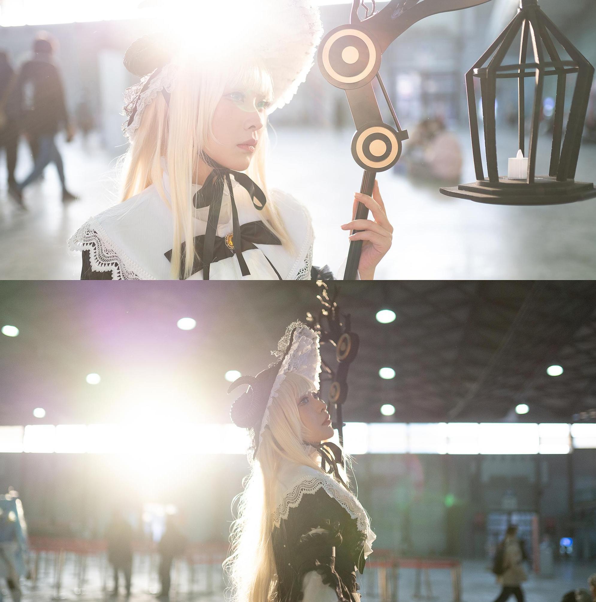 《明日方舟》漫展cosplay【CN:狄斯旎】-第8张