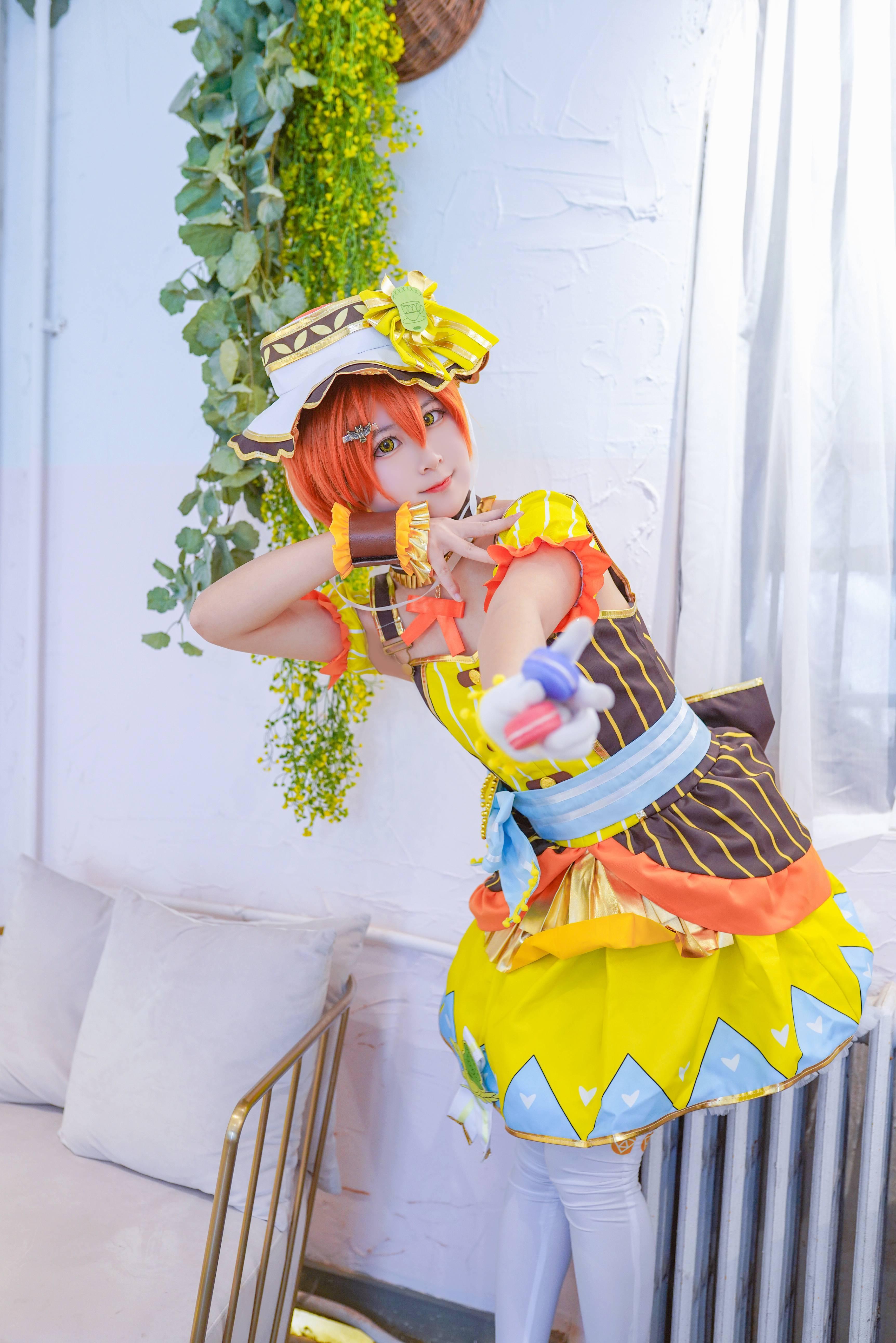 《LOVE LIVE!》少女cosplay【CN:_李笑颜Lee】-第9张