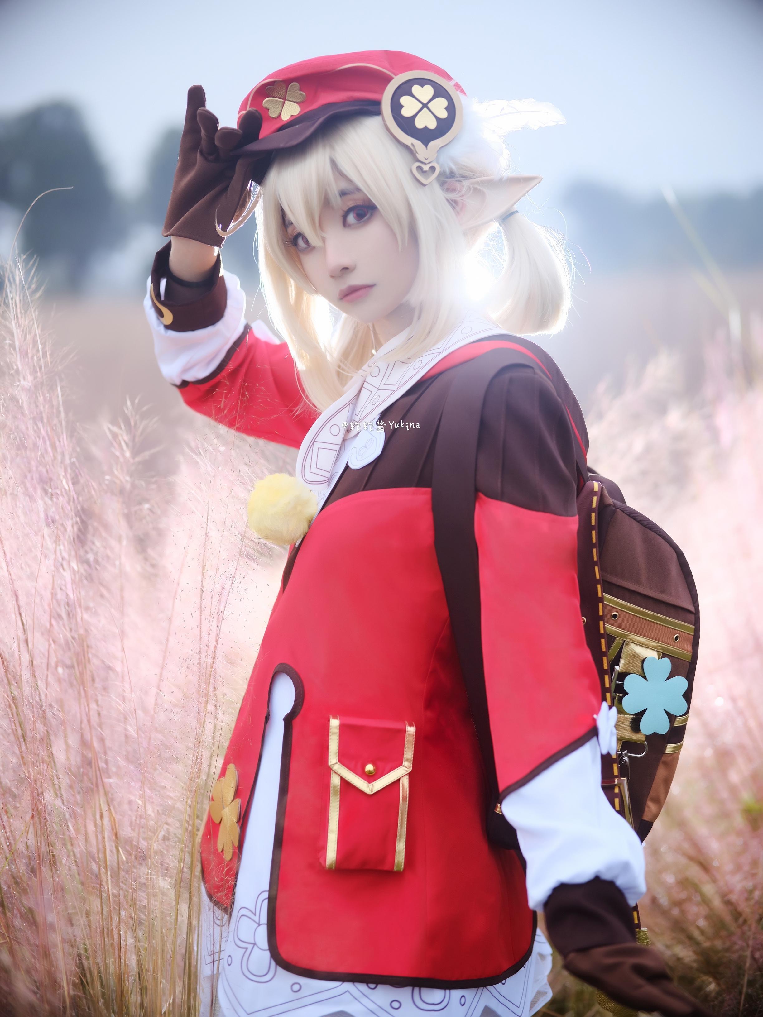 《原神》游戏cosplay【CN:软软酱Yukina】-第1张