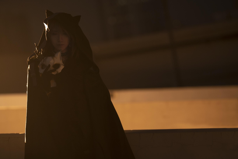 《明日方舟》正片cosplay【CN:斯诺_Yukina】-第25张