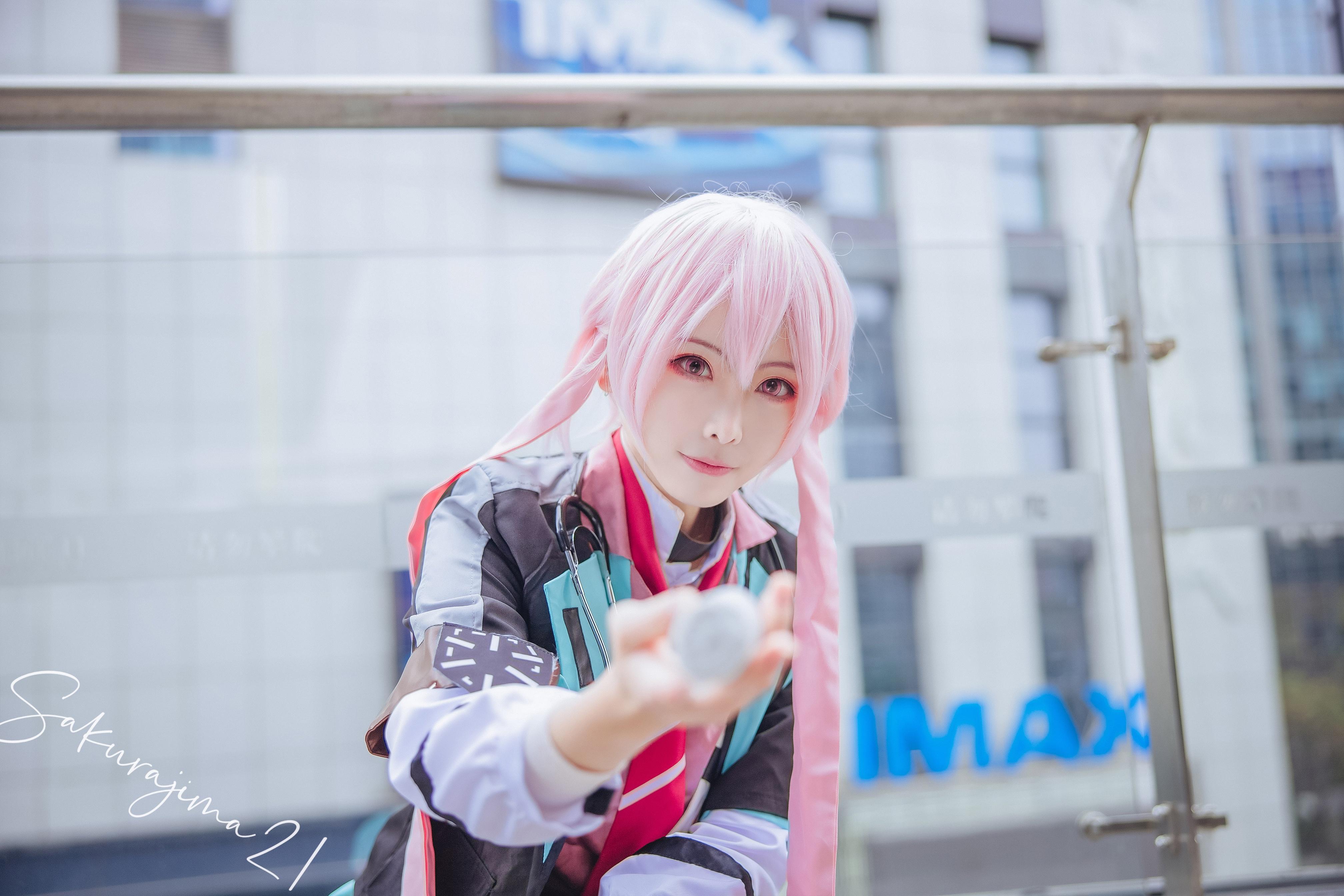 《明日方舟》正片cosplay【CN:樱岛嗷一】-第11张