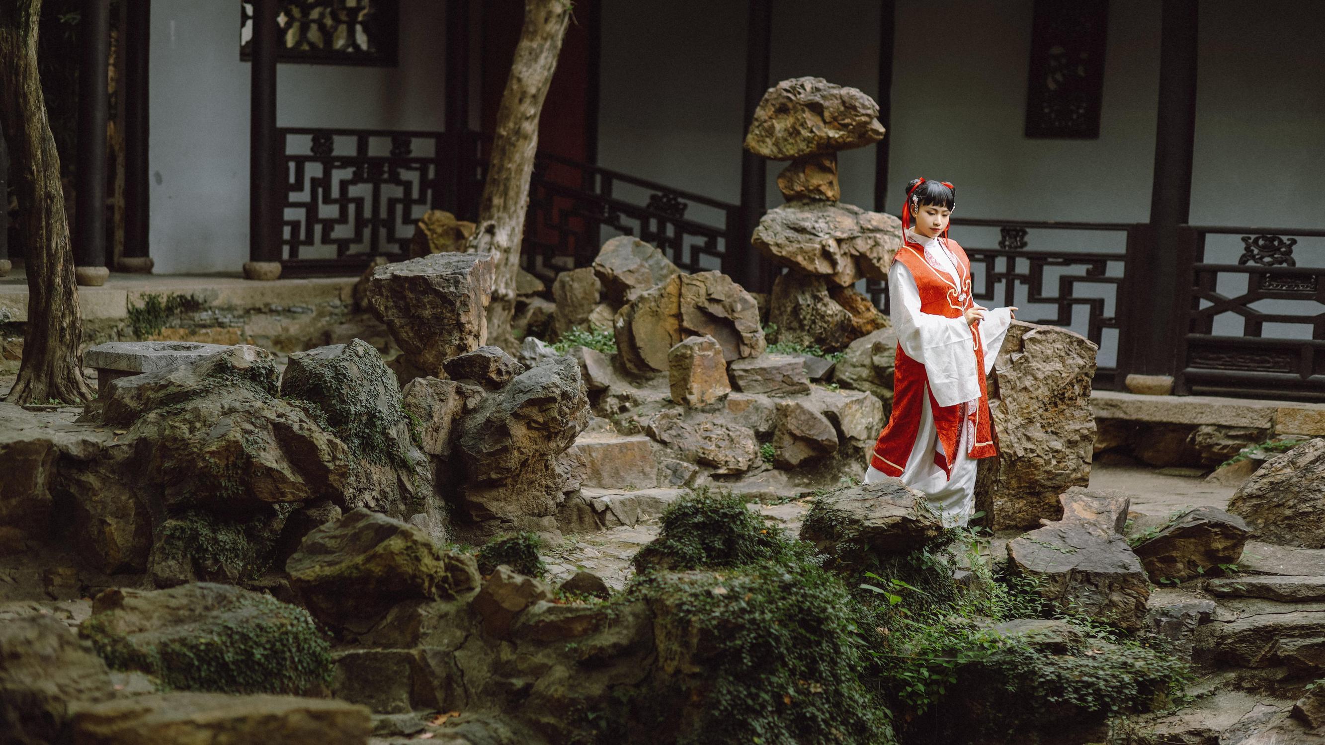 《江南百景图》美如画cosplay【CN:ACI_】-第11张