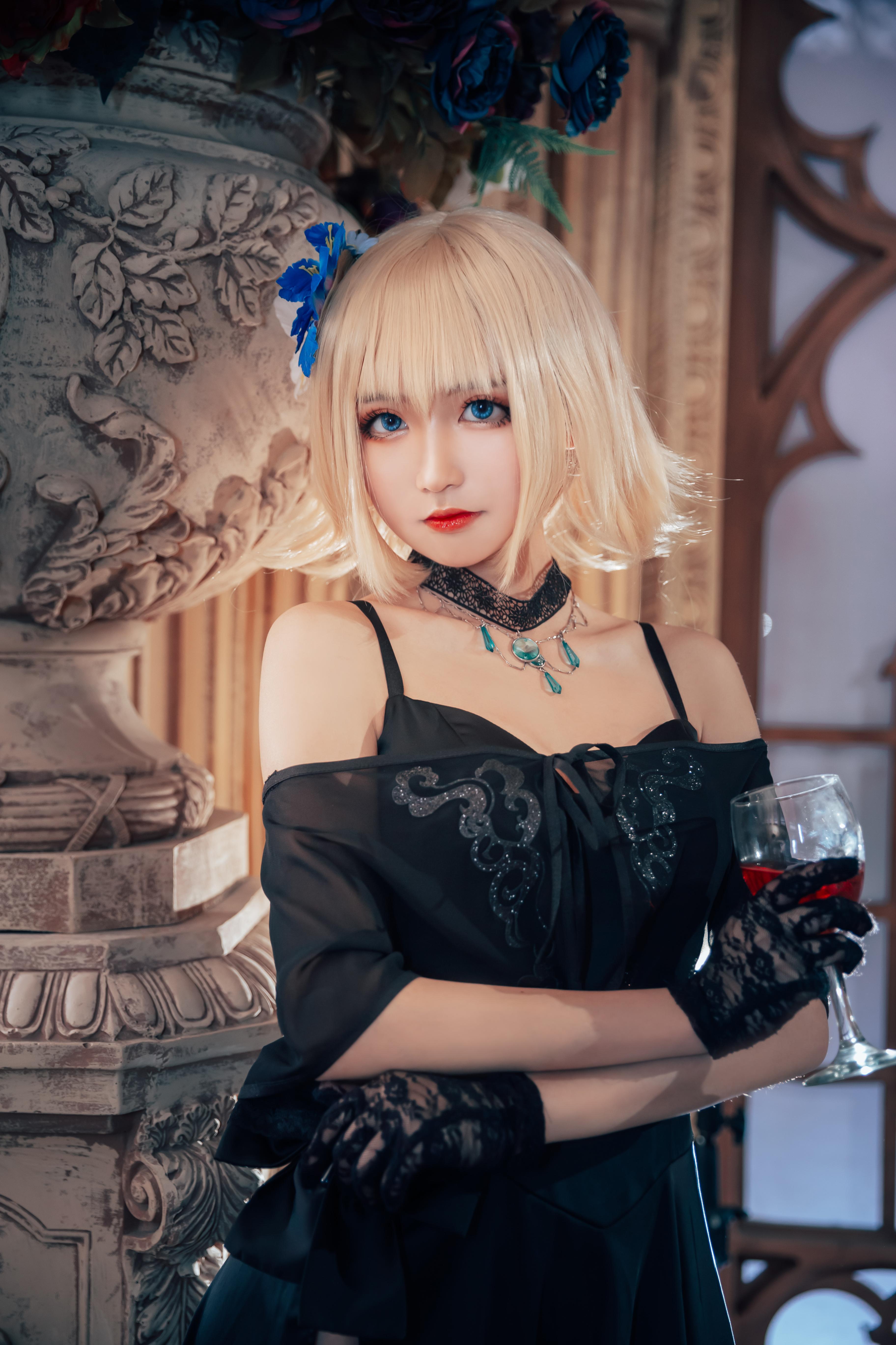 《FATE/GRAND ORDER》正片cosplay【CN:泡泡_Julia】-第9张