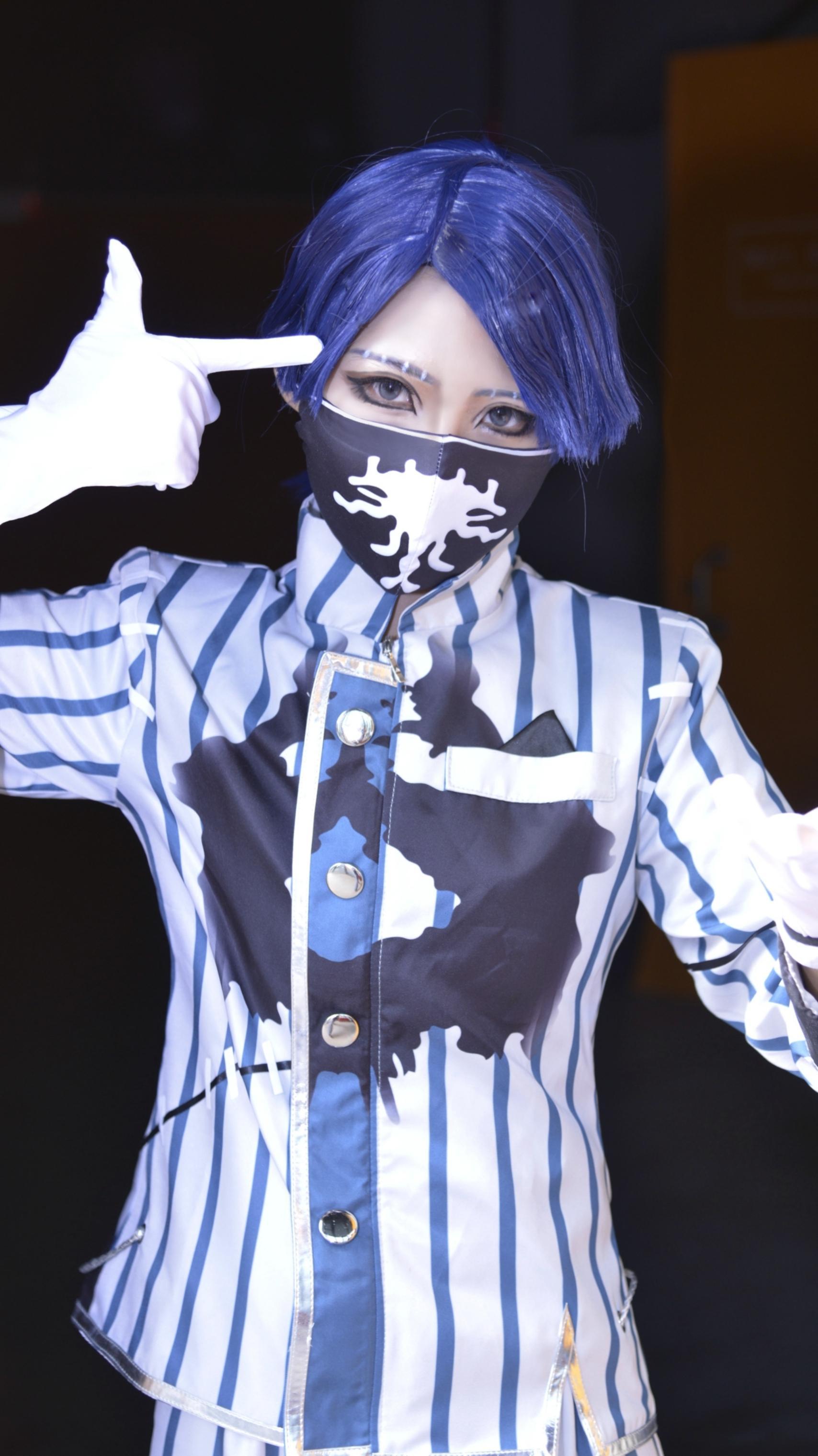 《第五人格》漫展cosplay【CN:夜雨祈灵fsy】-第3张