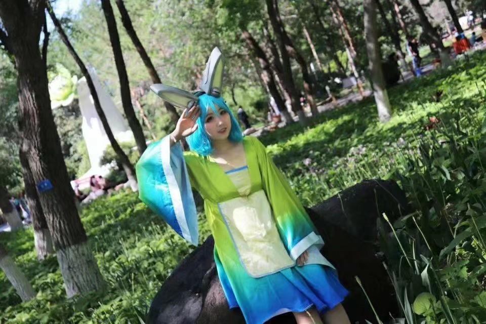 樱岛瑶瑶cosplay-第5张