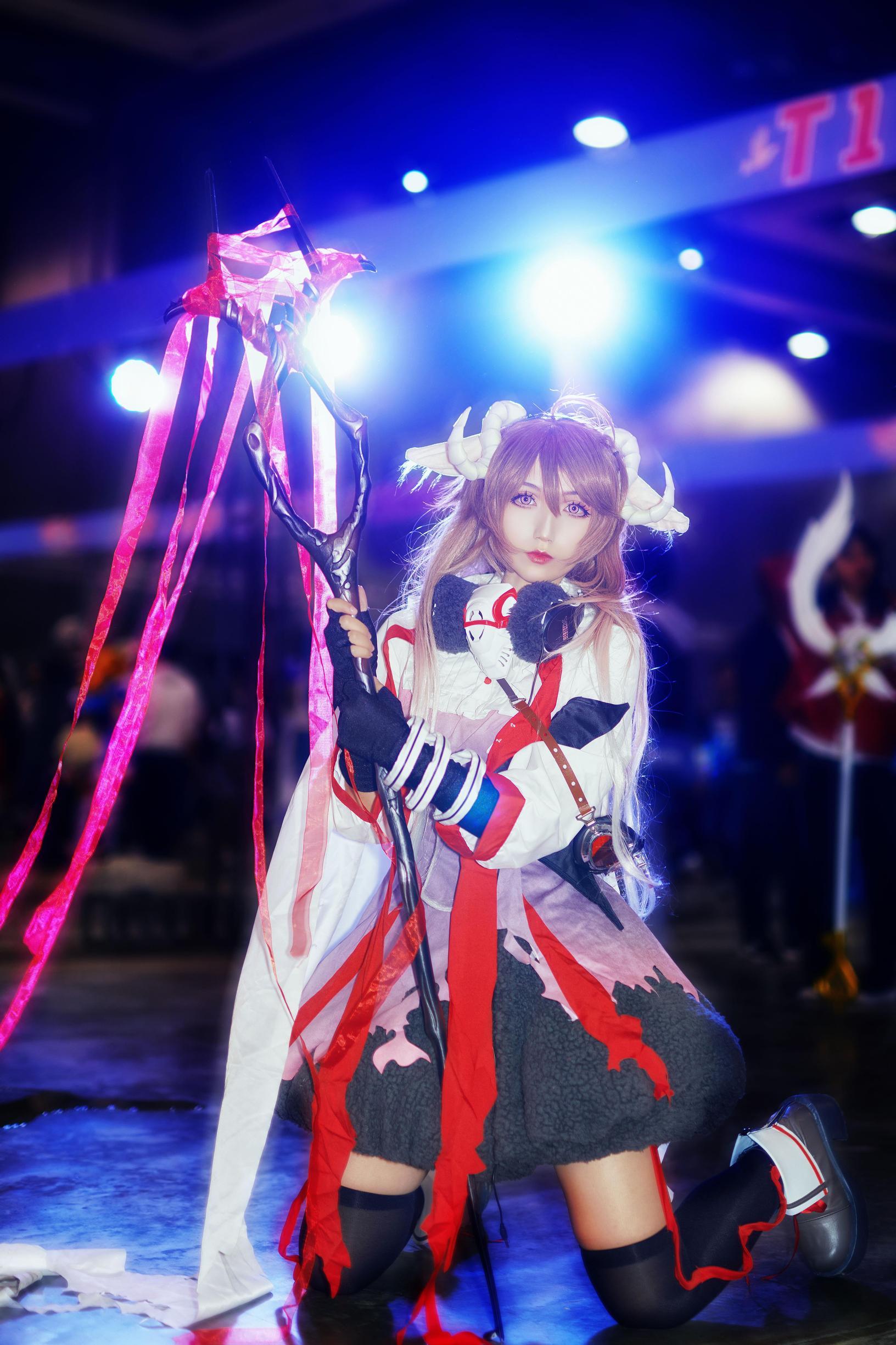 《明日方舟》漫展cosplay【CN:末某的烤冷面激推bot】-第7张