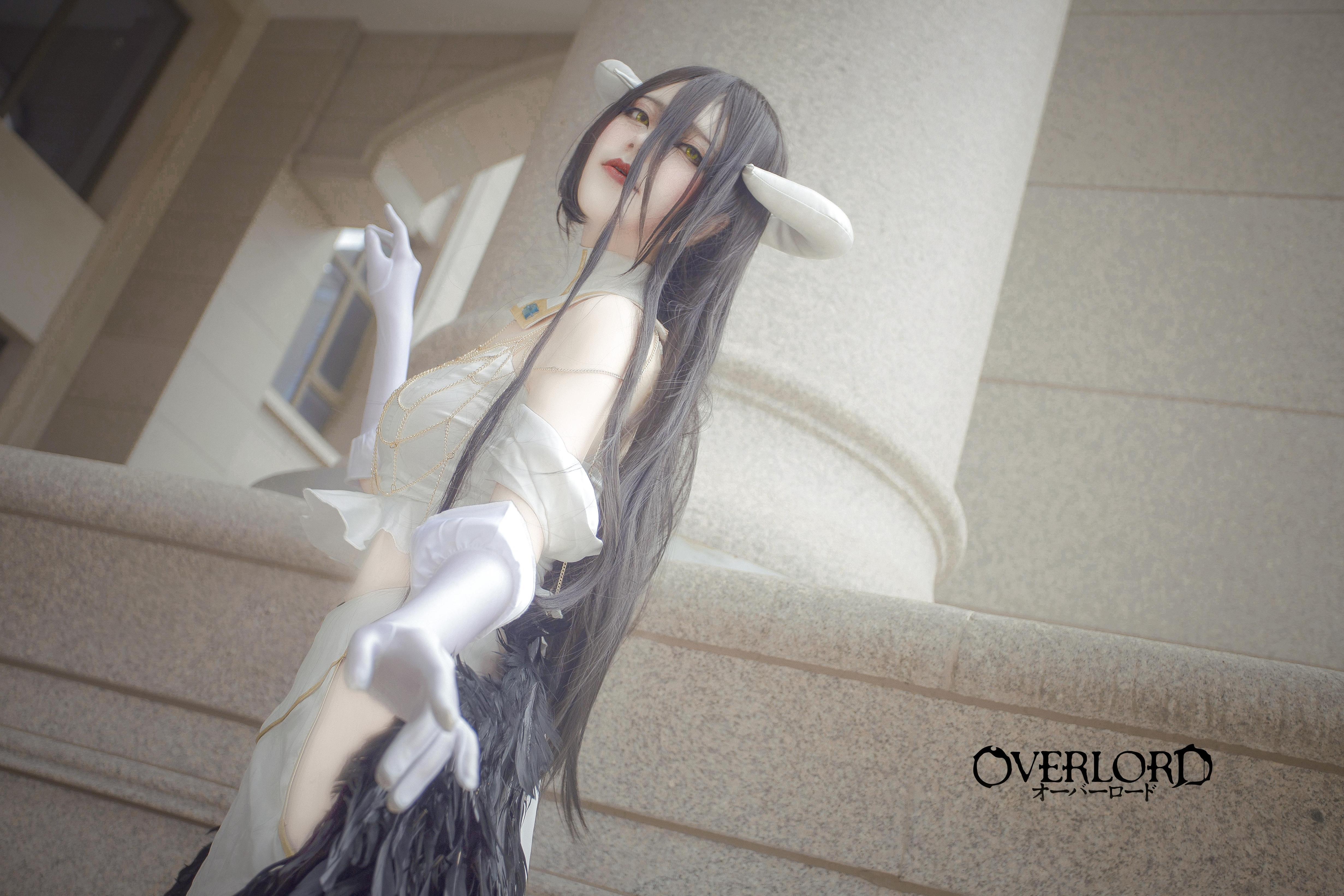 《OVERLORD》雅儿贝德cosplay【CN:百里.富贵】-第1张