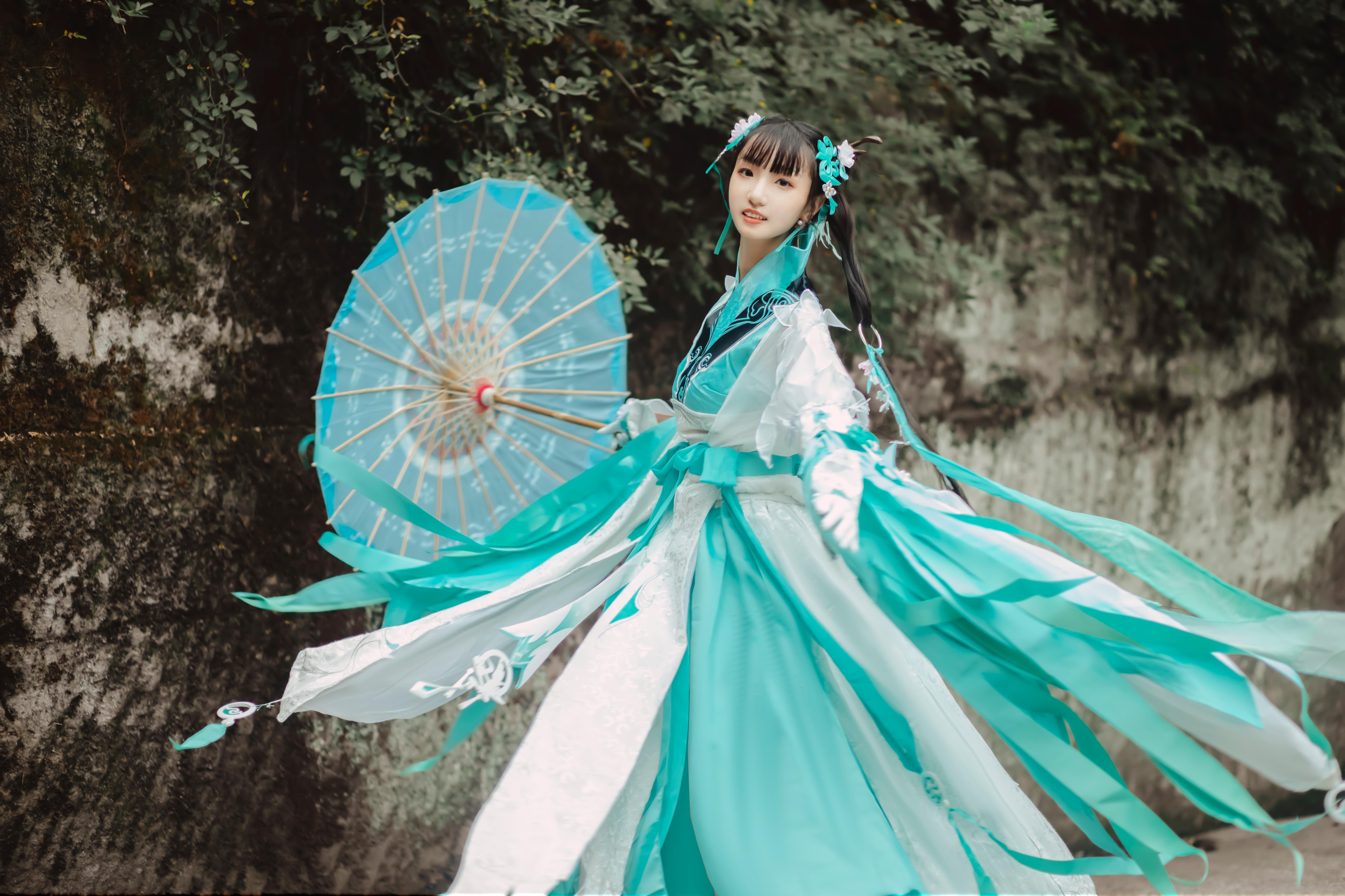 《剑侠情缘网络版叁》剑三cosplay【CN:青锦天下】-第9张