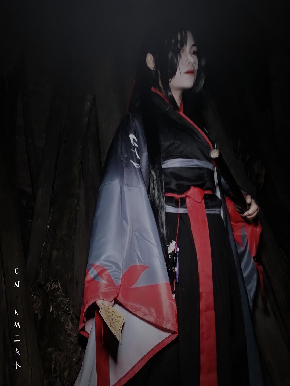 《魔道祖师》三点cosplay【CN:kM三点水.妖大】-第1张