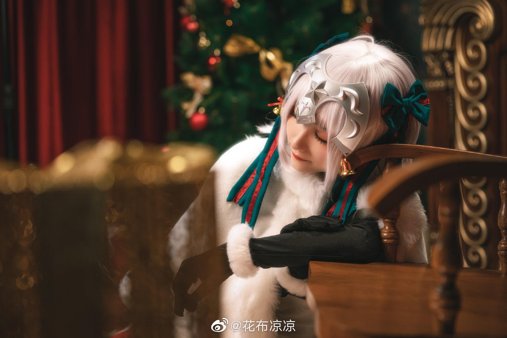 FGO   贞德   圣诞   @花布凉凉 (9P)-第3张