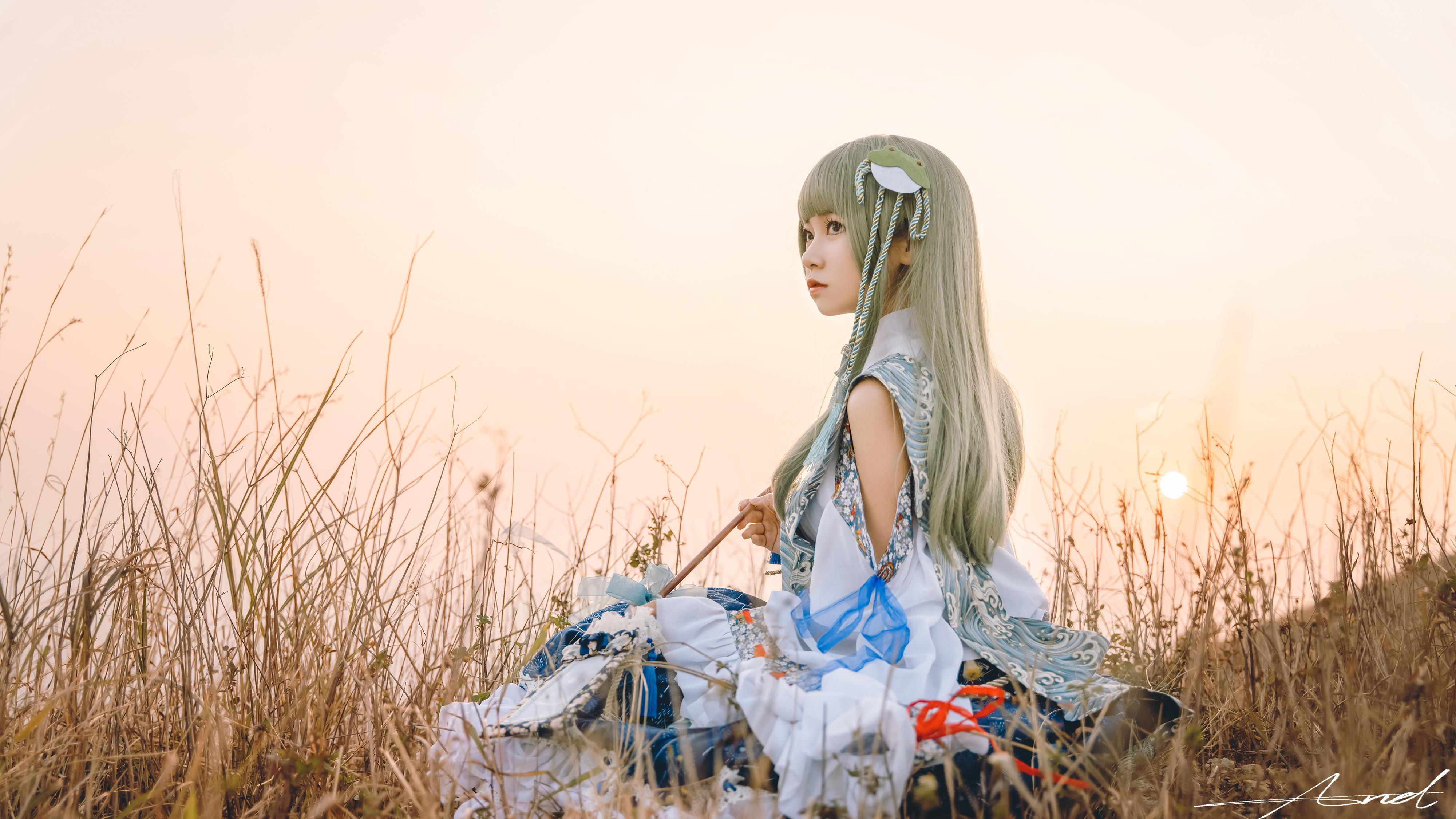 《东方PROJECT》正片cosplay【CN:幼i熙】-第2张