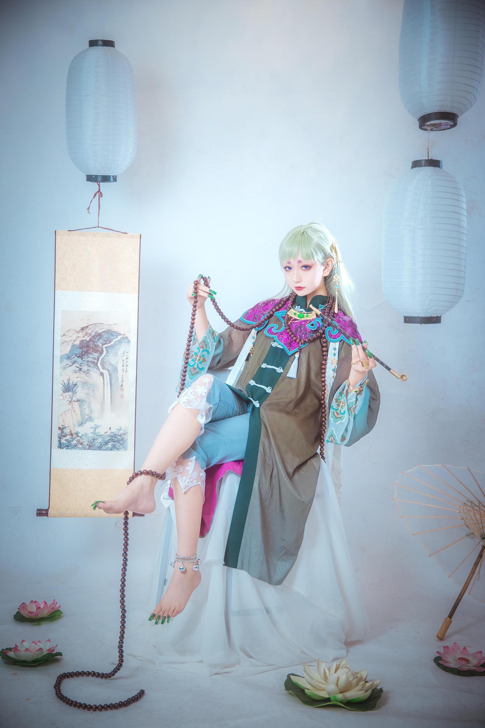 正片cosplay【CN:沐哥哥mx】-第3张