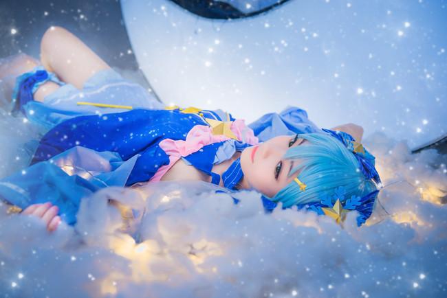 VOCALOID  初音未来  星与雪的公主  cn:蓝裳 (15P)-第10张