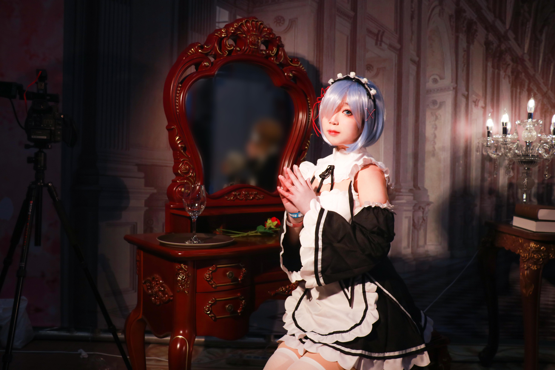蕾姆cosplay【CN:茕欢】-第6张