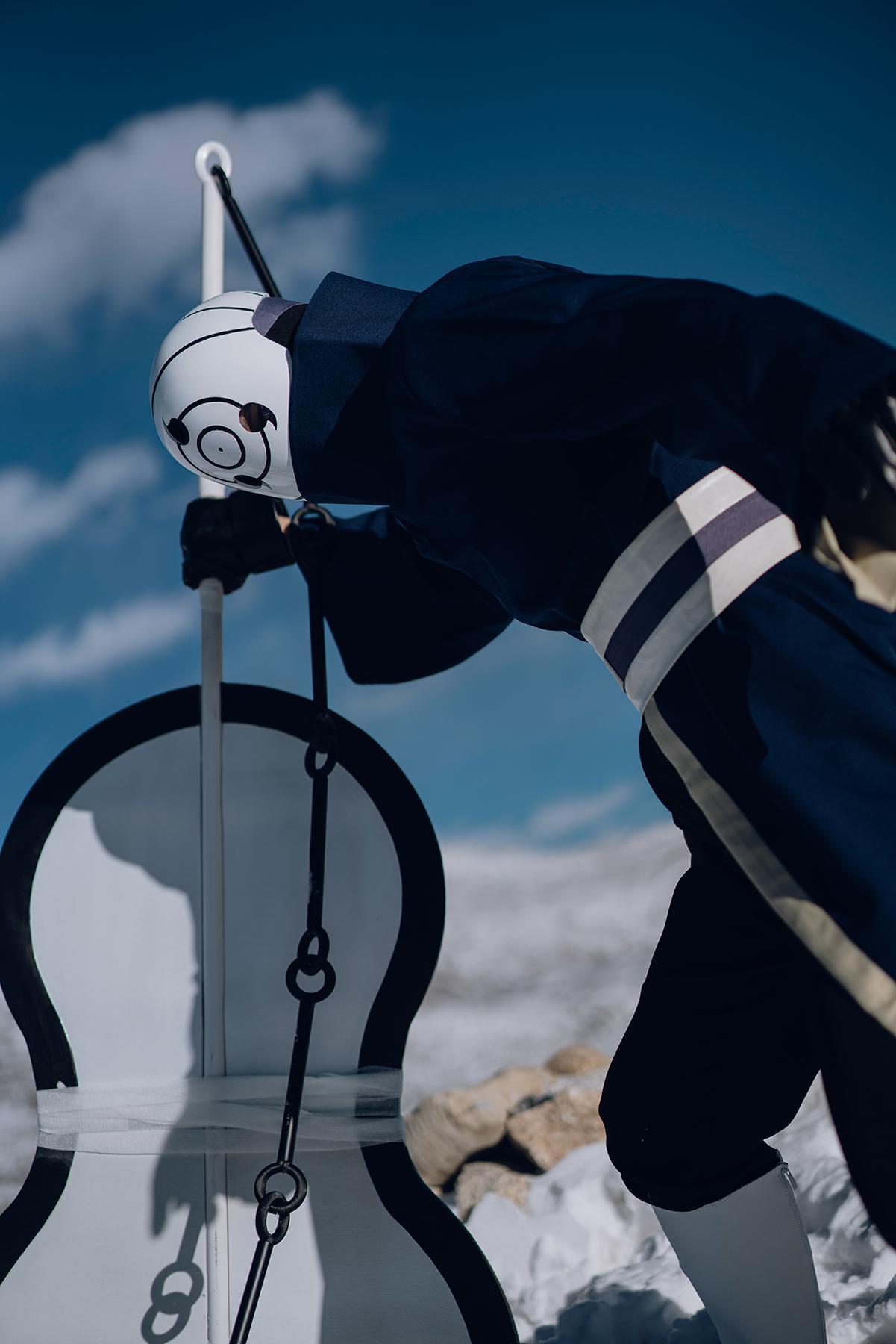 《火影忍者》宇智波带土cosplay【CN:纯白地狱】-第2张