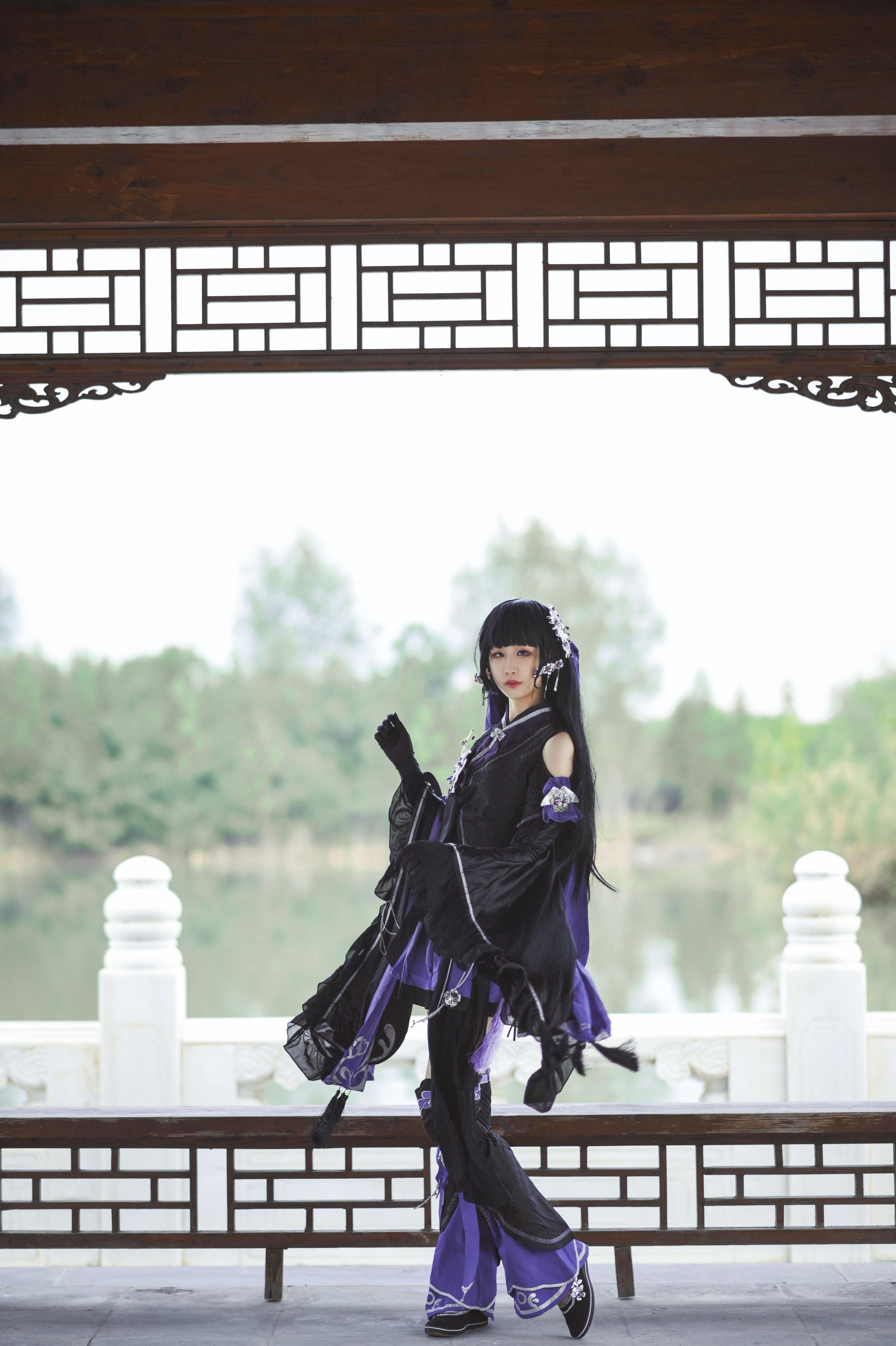《剑侠情缘网络版叁》游戏cosplay【CN:寄辞于鱼_】-第7张