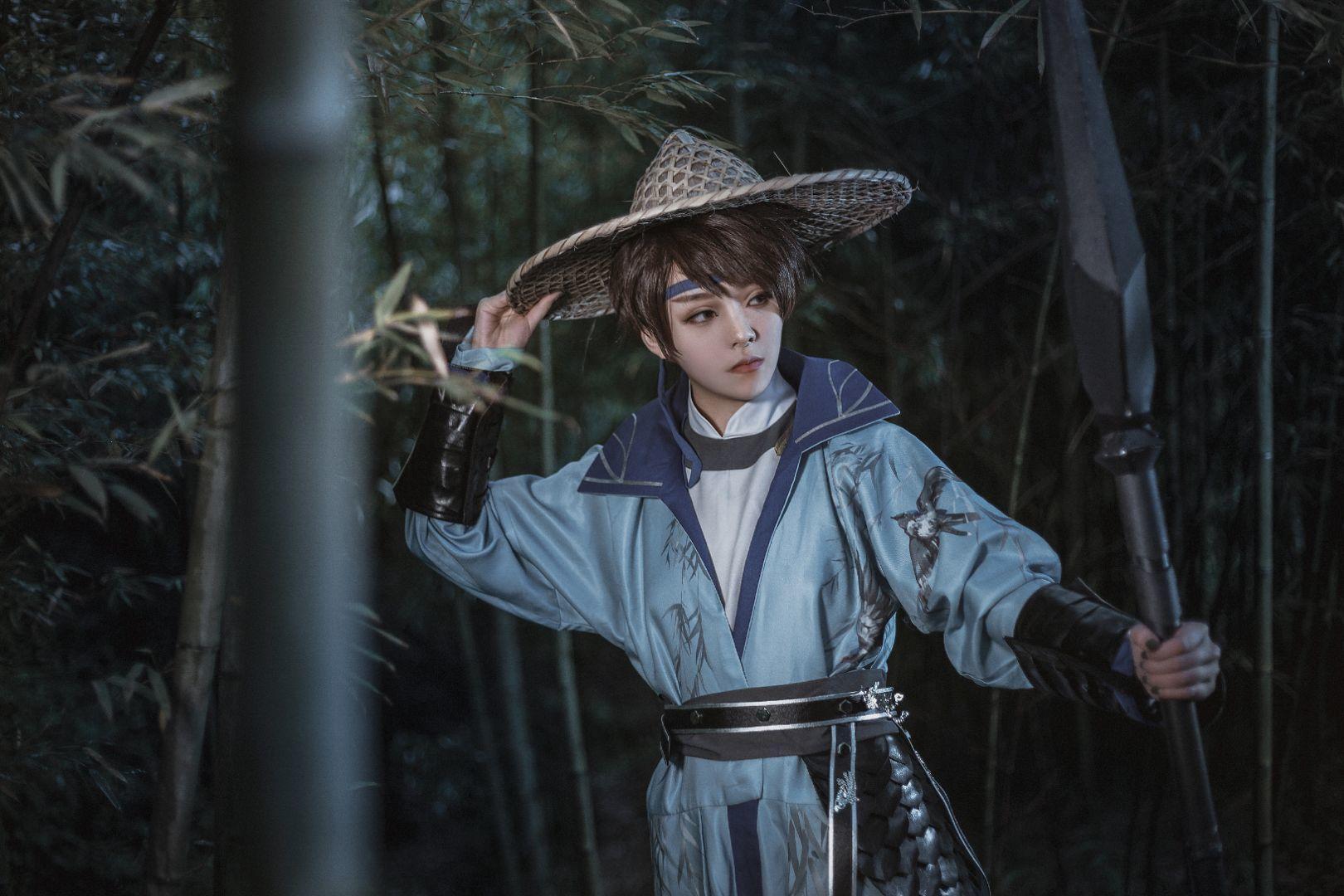 《王者荣耀》李白韩信cosplay【CN:白枪没有心】-第5张