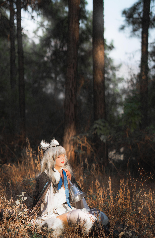 《明日方舟》正片cosplay【CN:春哥鸭---duck】-第5张