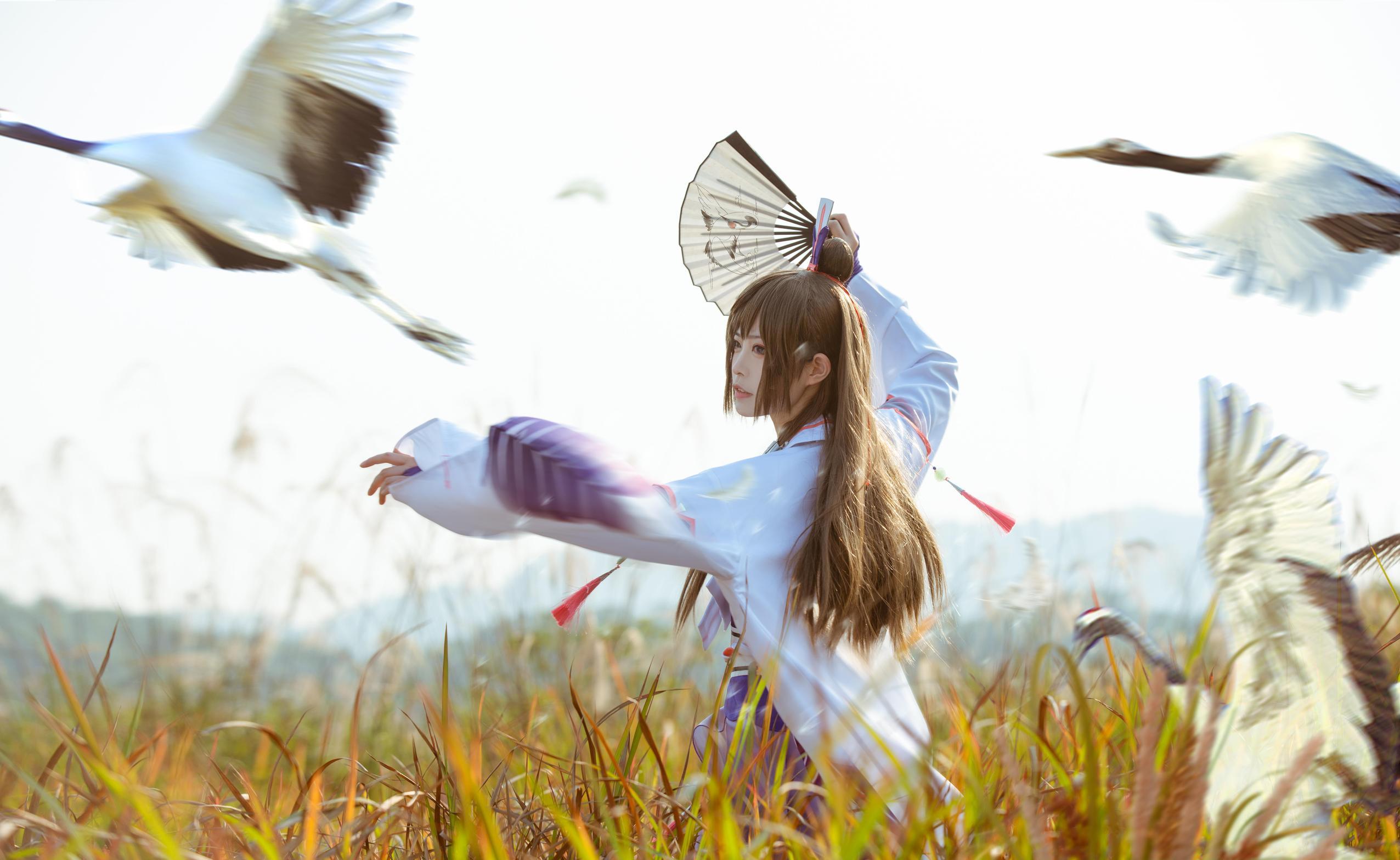 《食物语》正片cosplay【CN:梓烨喵】-第9张