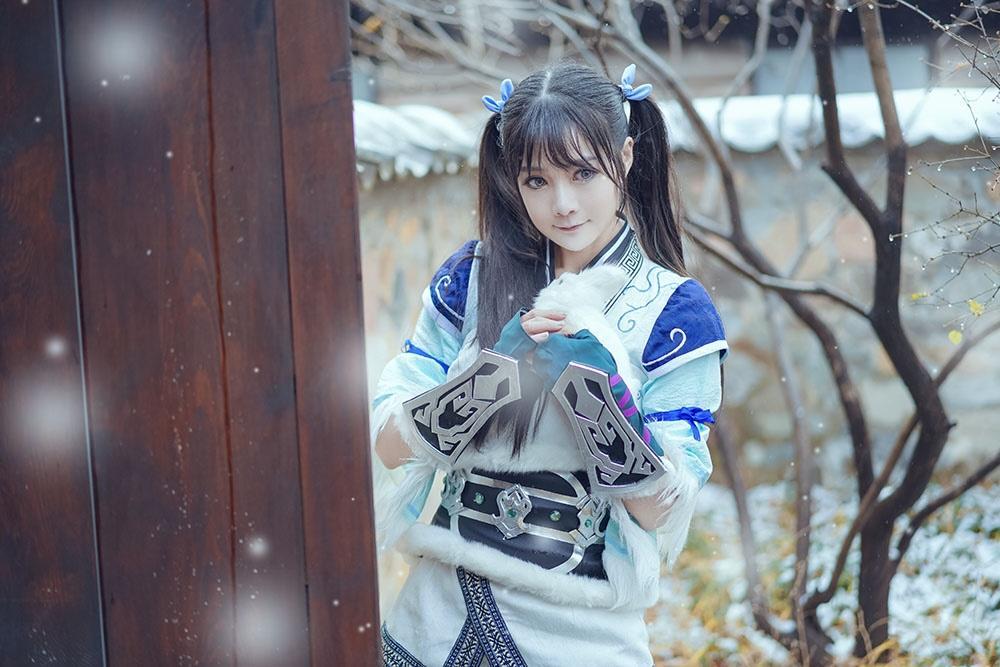 《天涯明月刀OL》游戏cosplay【CN:行云】-第11张