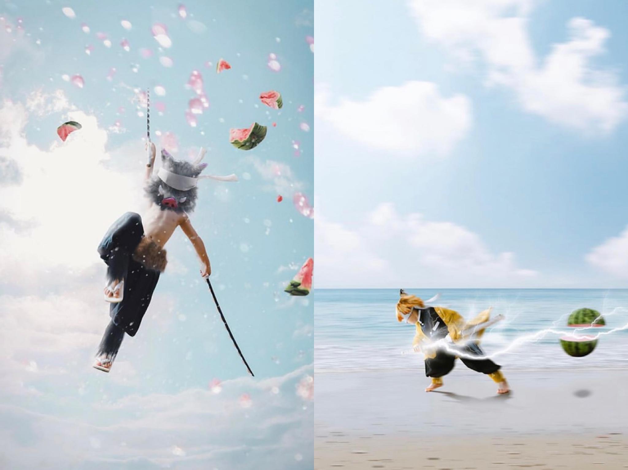 《千与千寻》动画cosplay【CN:歪尾狗】-第8张
