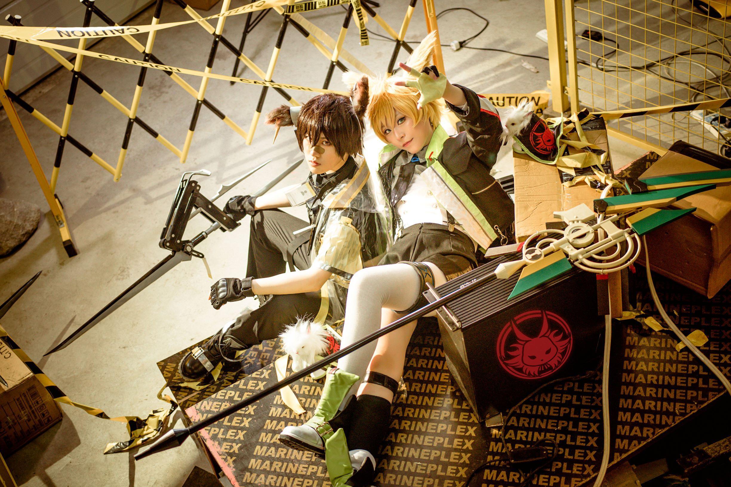《明日方舟》莱莱cosplay【CN:ystem_Yin】-第6张