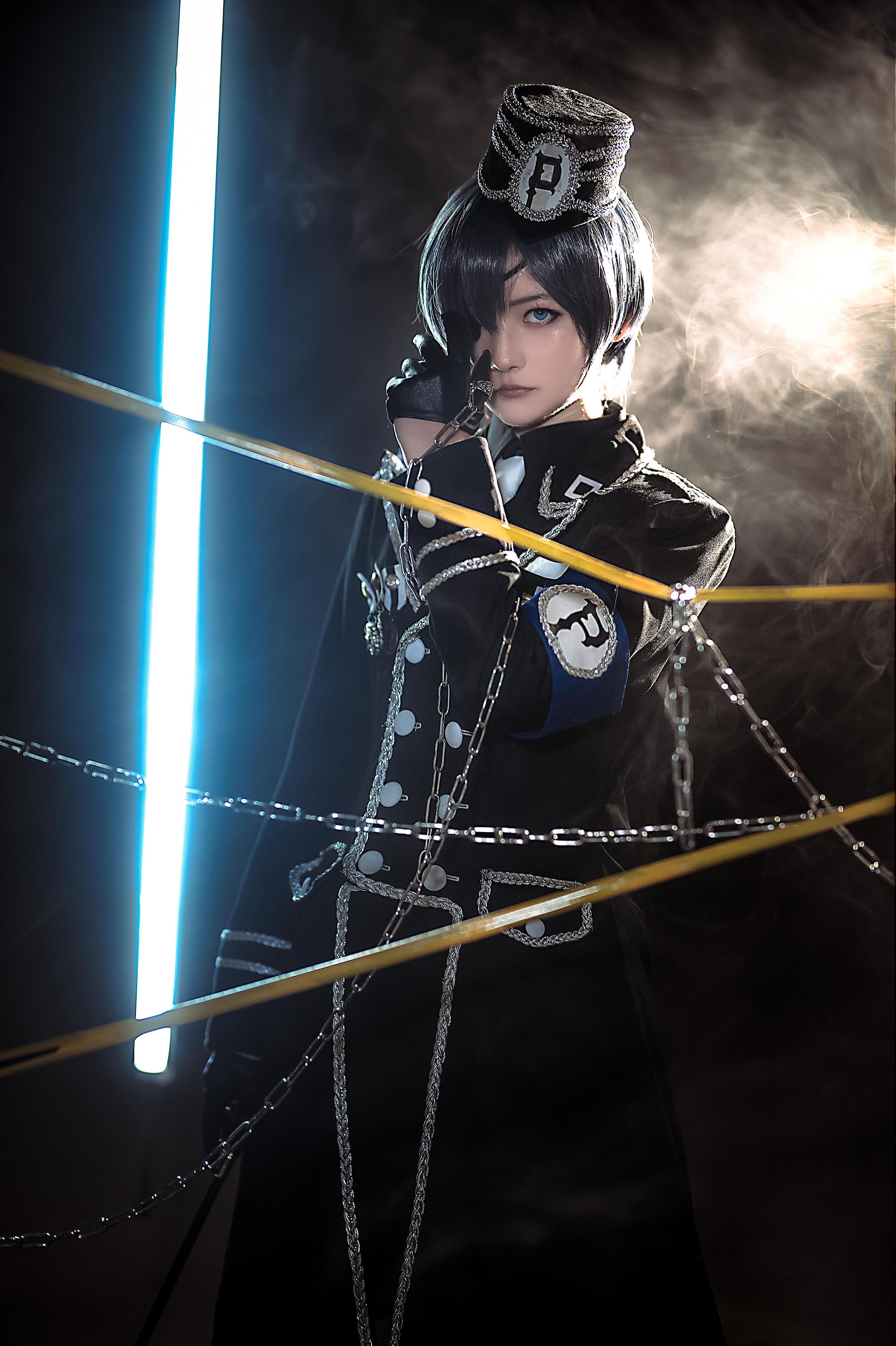 《黑执事》夏尔cosplay【CN:X-君寻】-第12张