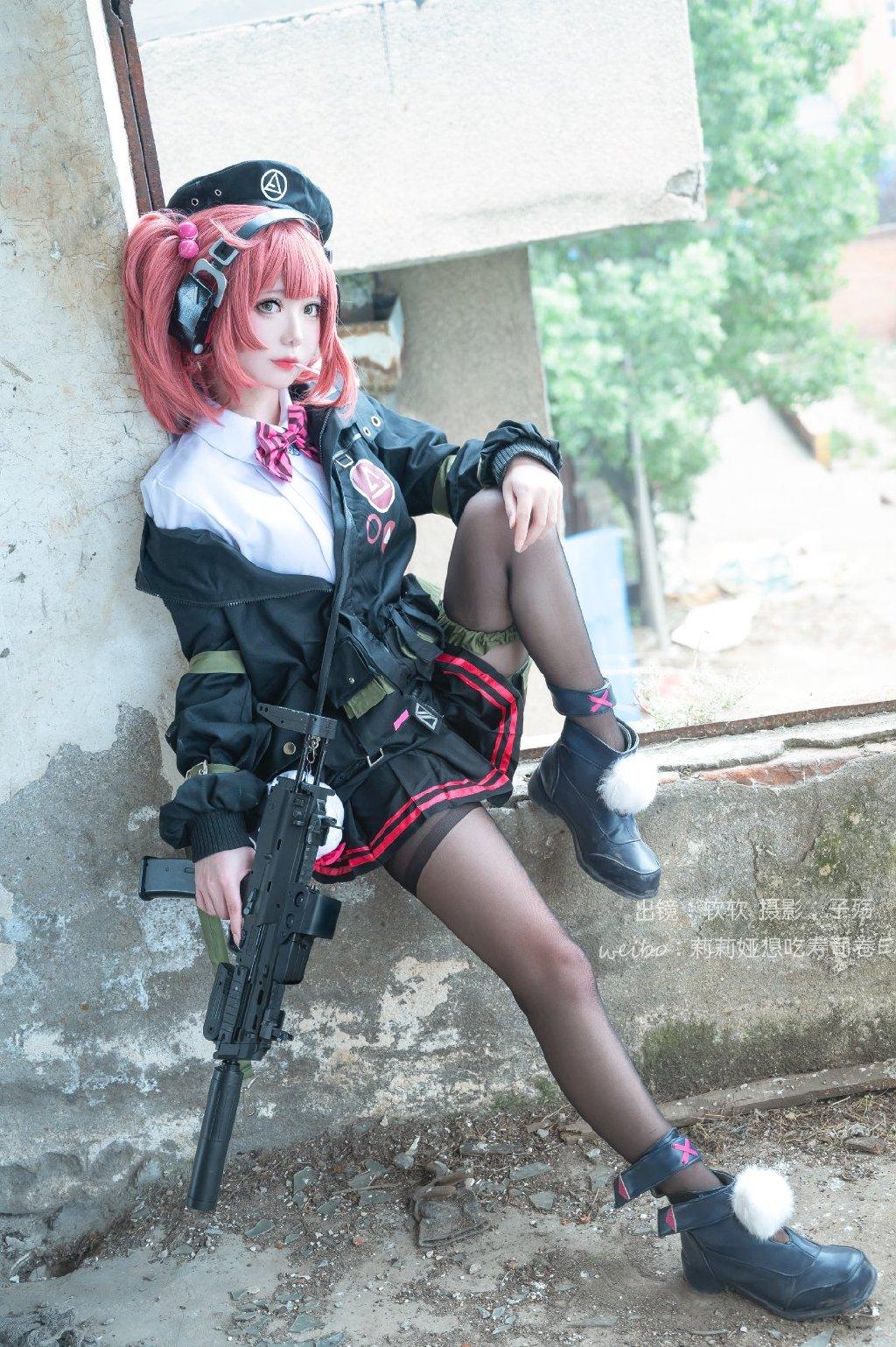 少女前线 MP7 @软软 (9P)-第3张