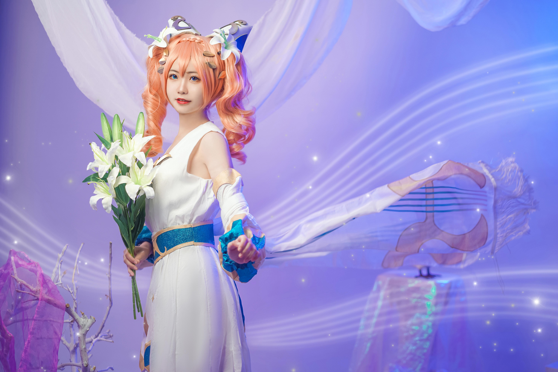 《王者荣耀》正片cosplay【CN:九方音】-第3张