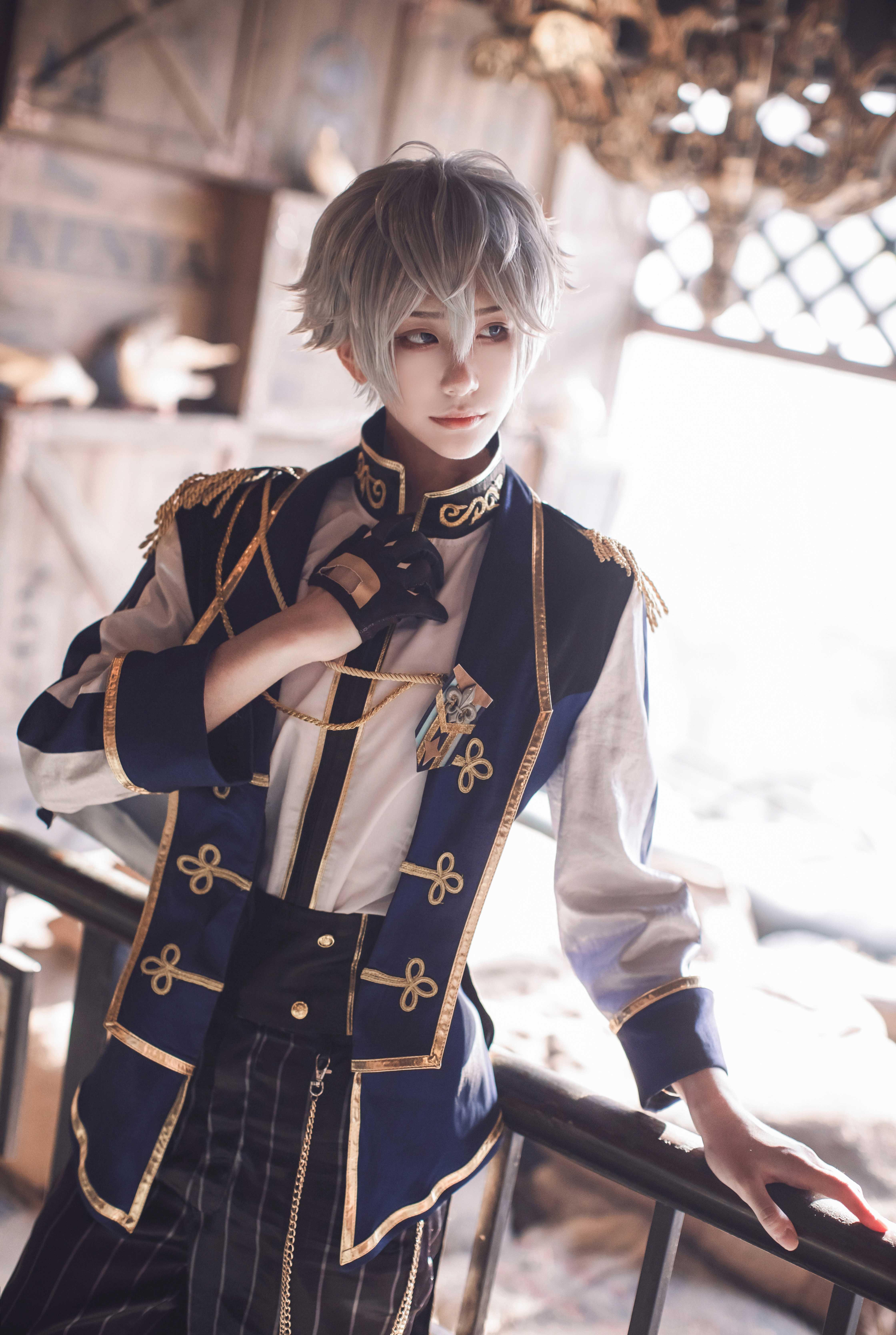 《偶像梦幻祭》正片cosplay【CN:子休LZ】-第6张
