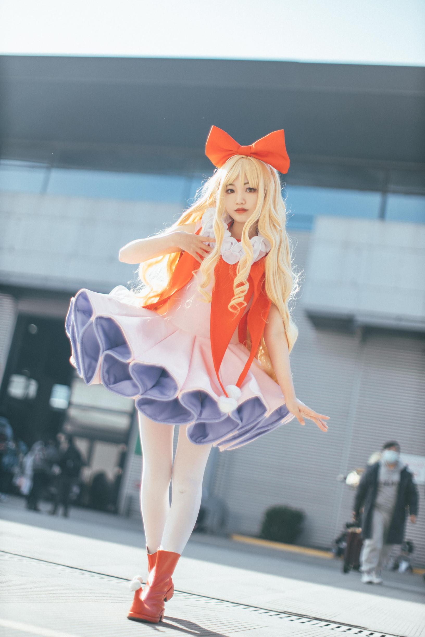 《守护甜心!》真城璃茉cosplay【CN:酥茶糕】-第1张