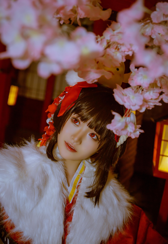 《阴阳师手游》正片cosplay【CN:白貘】-第8张