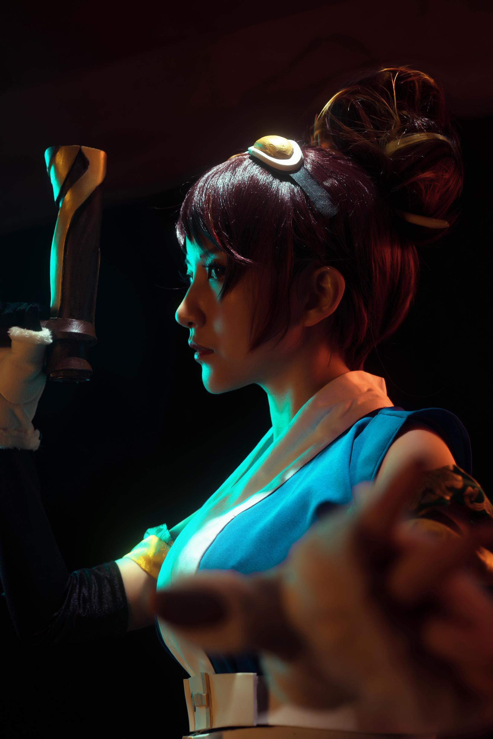 《地下城与勇士》凯丽cosplay【CN:雪瞳】-第4张