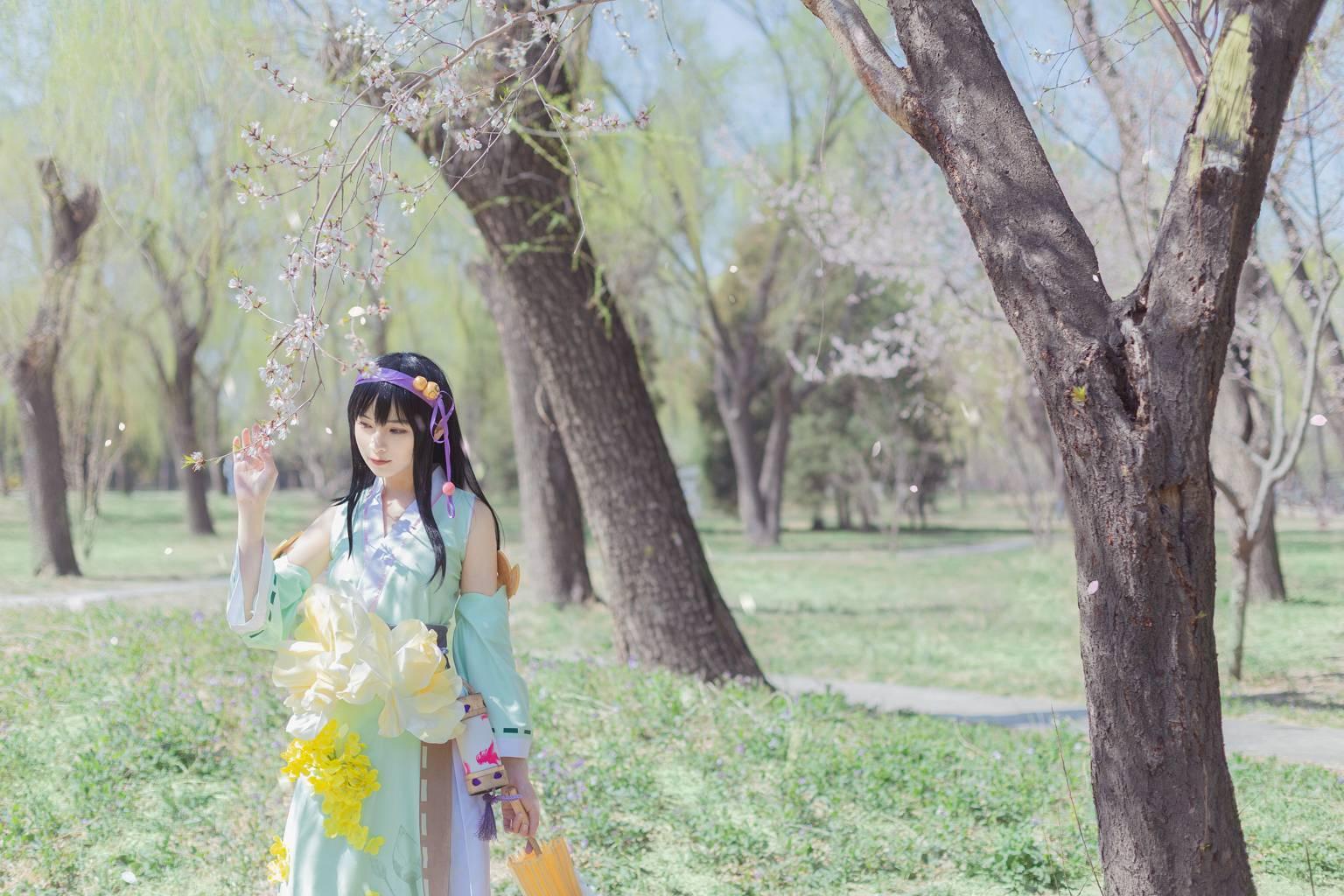 游戏cosplay【CN:水晶雪梨汁_雪梨】-第3张
