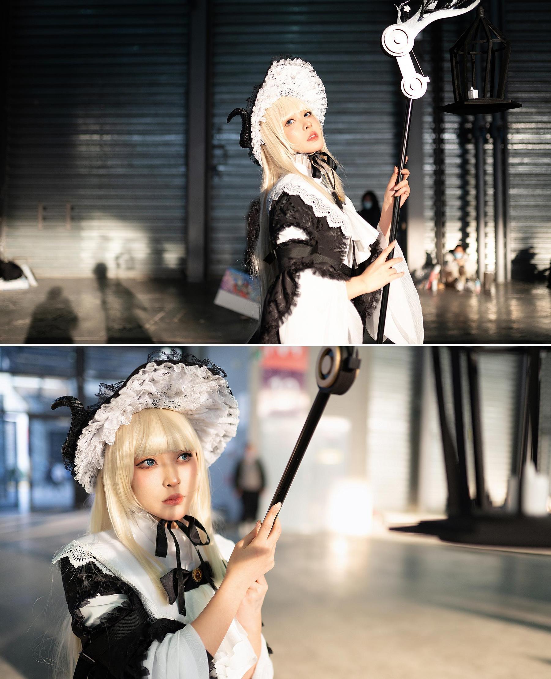 《明日方舟》漫展cosplay【CN:芸隱】-第9张