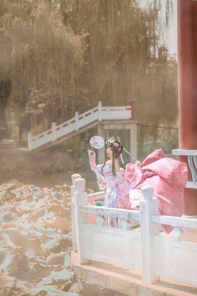 《王者荣耀》甄姬COS美图【CN:瑾默默子】 (7P)-第6张