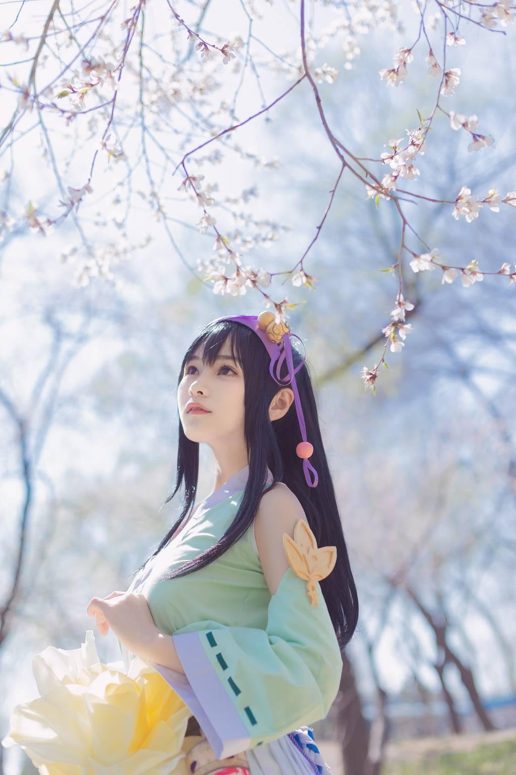 游戏cosplay【CN:水晶雪梨汁_雪梨】-第2张