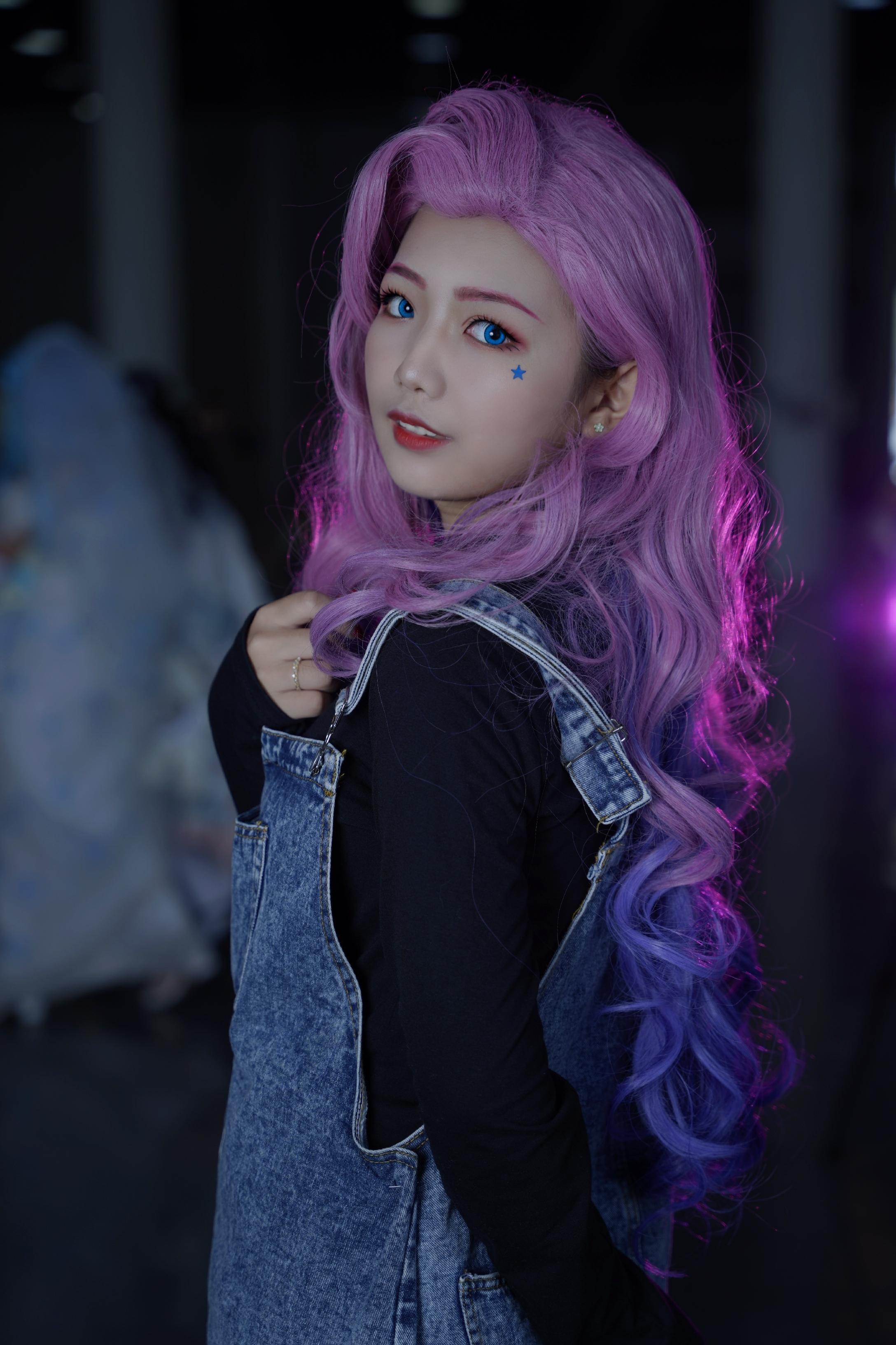 《英雄联盟》漫展cosplay【CN:干啥啥不行的殷灵】-第8张