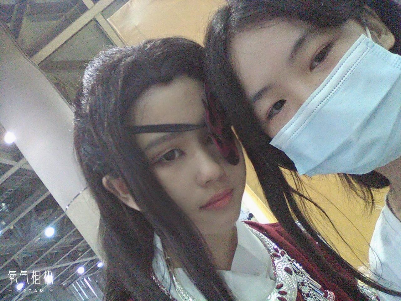广州漫展cosplay【CN:羽九_kiki】-第27张